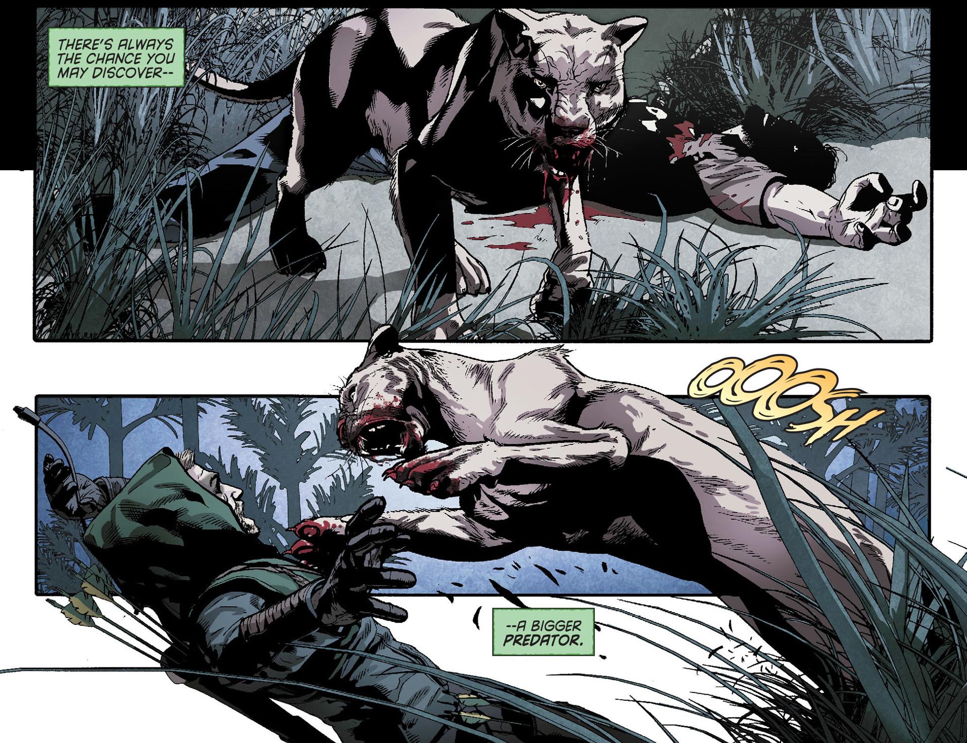 Read online Arrow [II] comic -  Issue #23 - 8