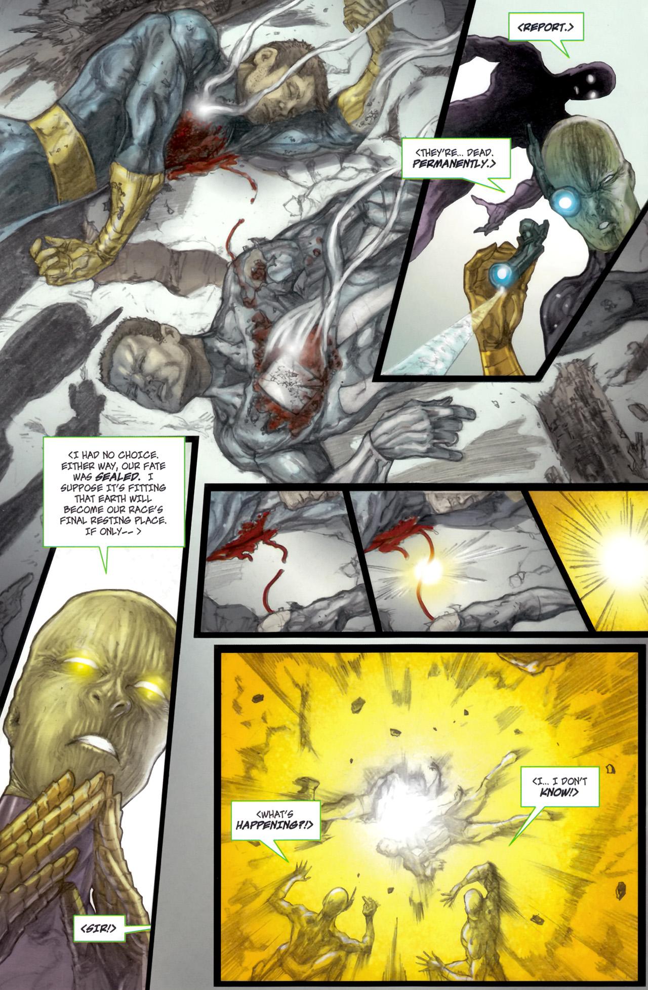 Read online Phoenix comic -  Issue #6 - 12