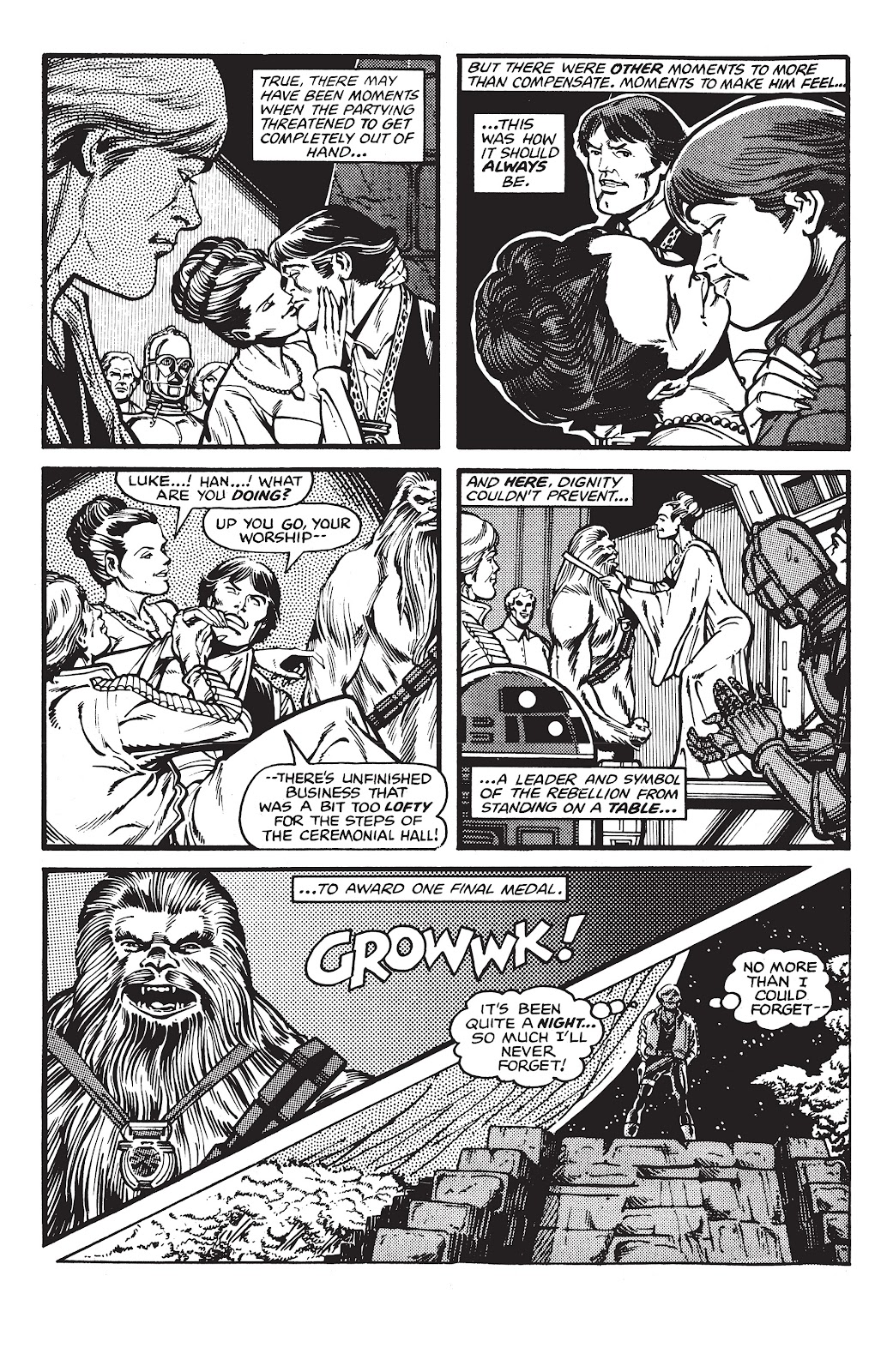 Read online Star Wars Legends: The Original Marvel Years - Epic Collection comic -  Issue # TPB 2 (Part 4) - 36