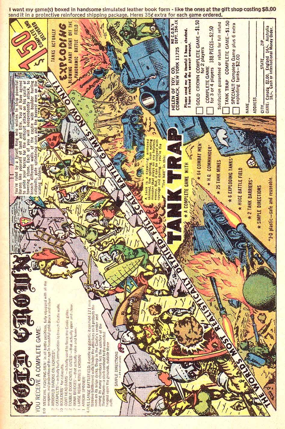 Read online Aquaman (1962) comic -  Issue #41 - 32