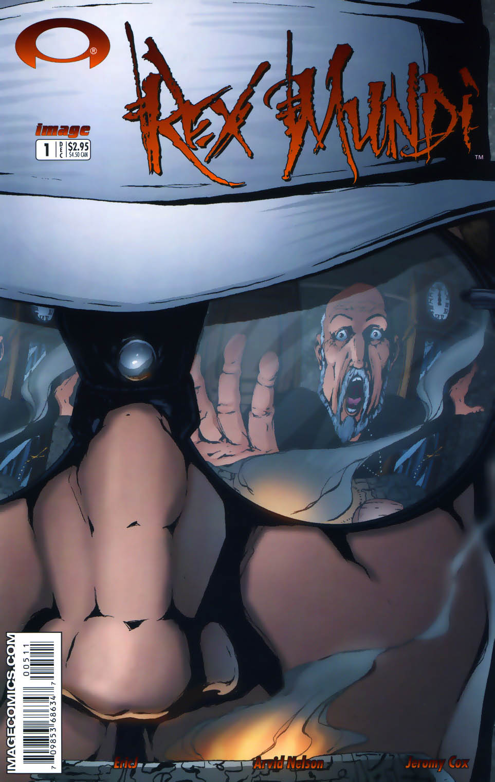 Read online Rex Mundi comic -  Issue #1 - 1
