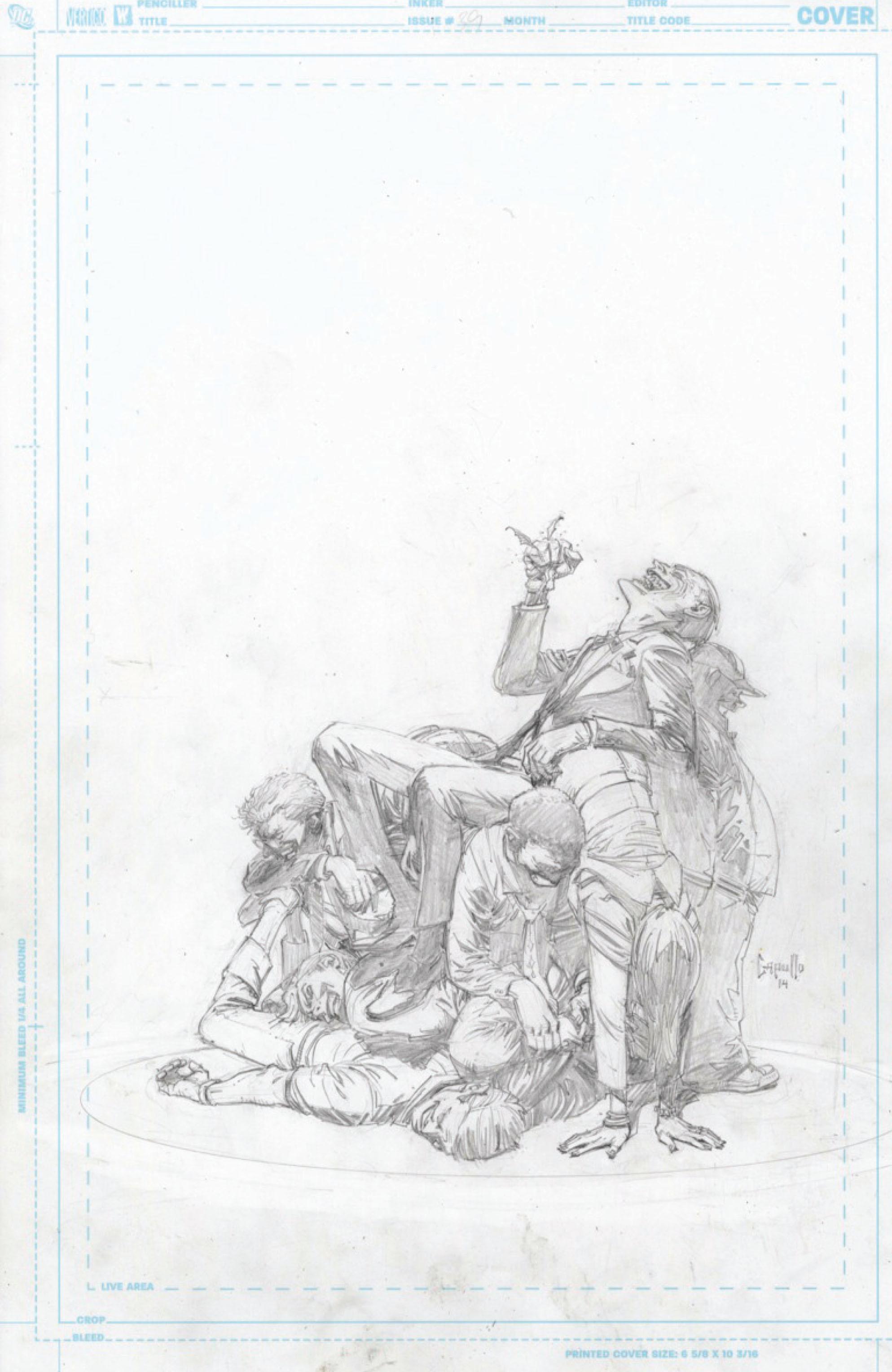 Read online Batman (2011) comic -  Issue # _TPB 7 - 168