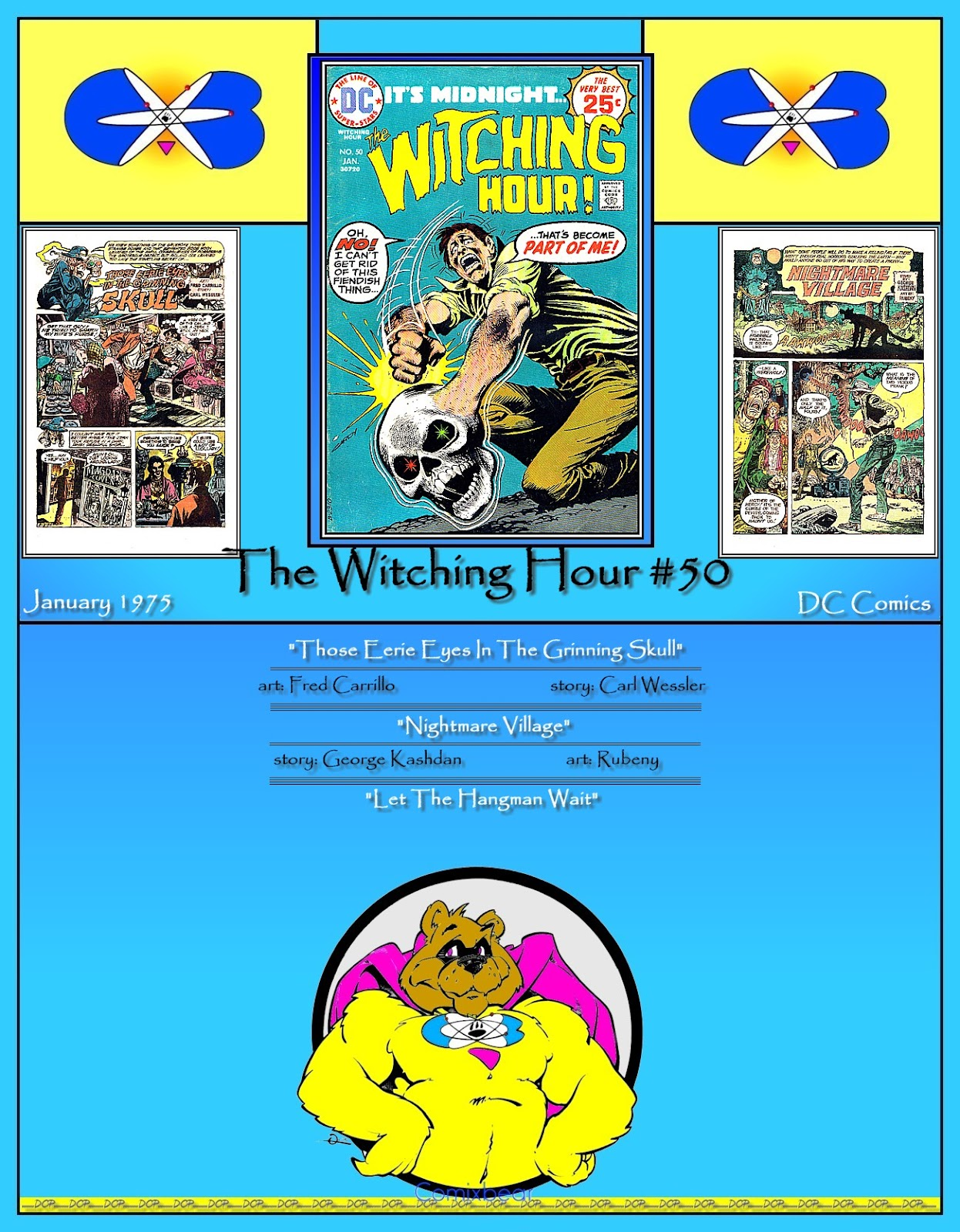 The Witching Hour (1969) issue 50 - Page 36