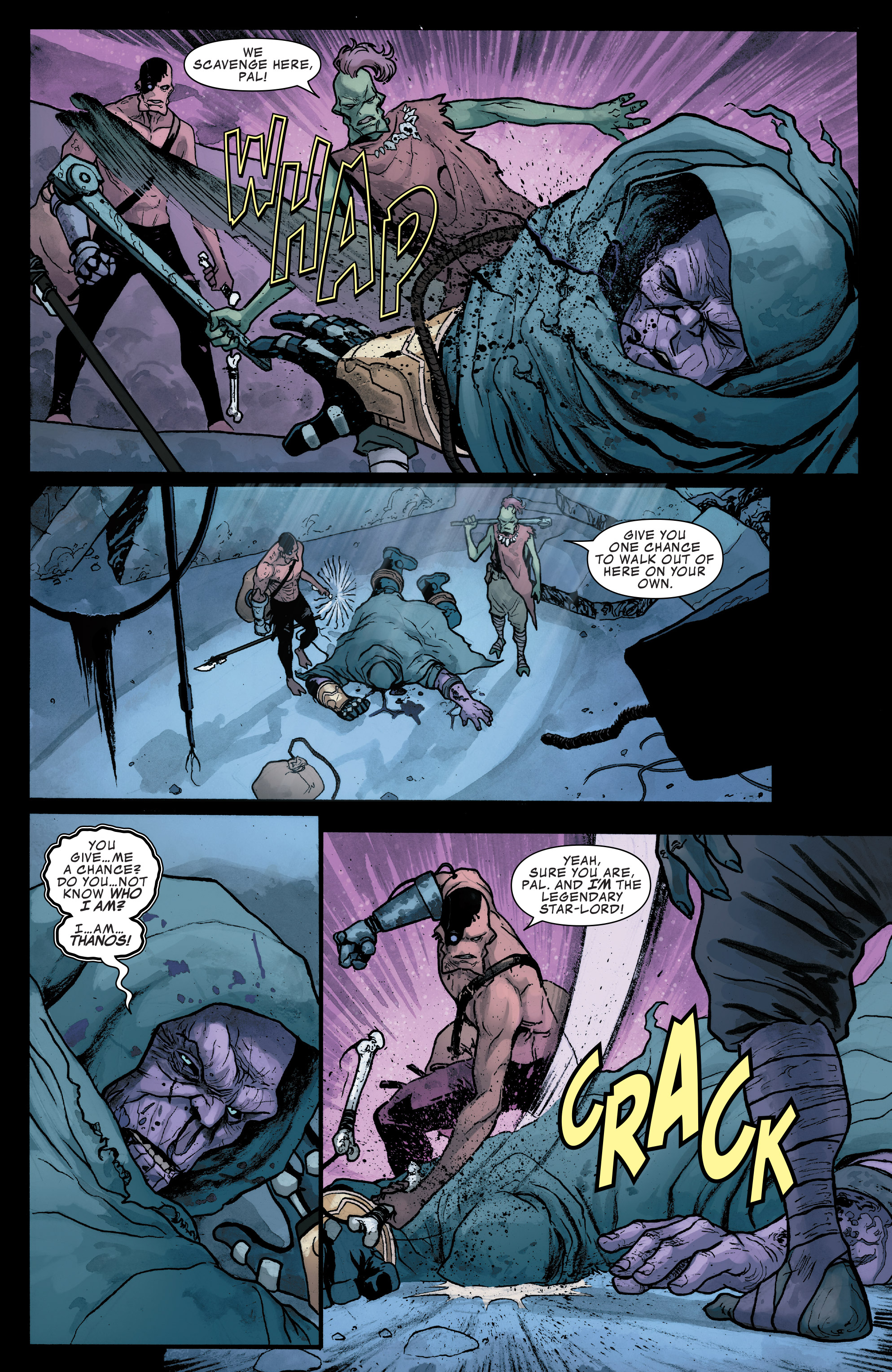 Read online Thanos (2016) comic -  Issue #7 - 14