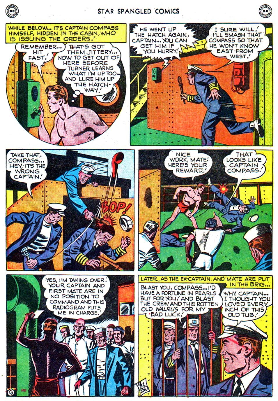 Star Spangled Comics (1941) issue 95 - Page 35