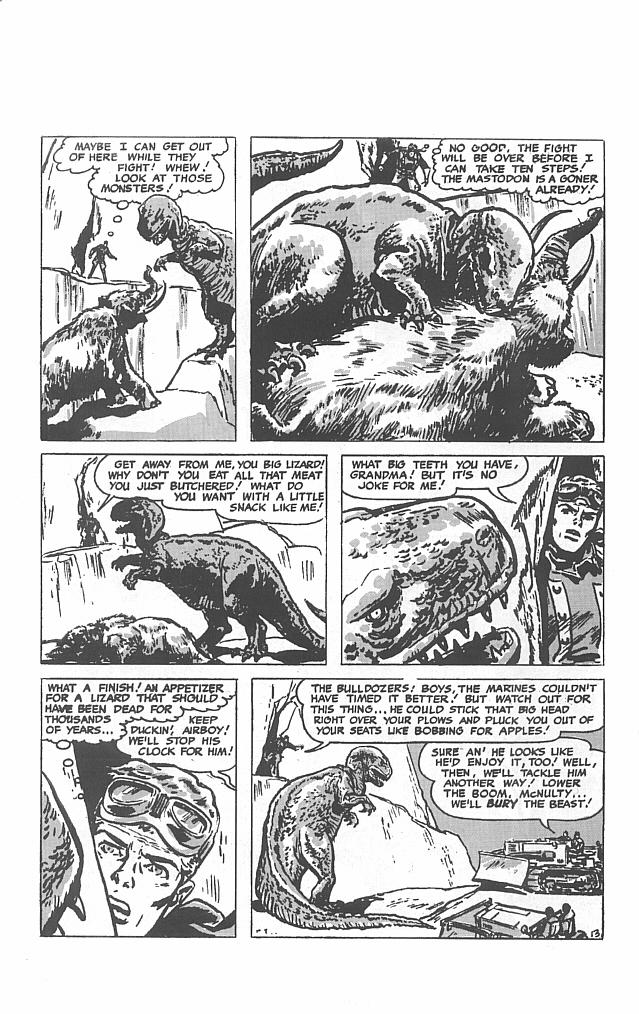 Read online Golden-Age Men of Mystery comic -  Issue #16 - 28