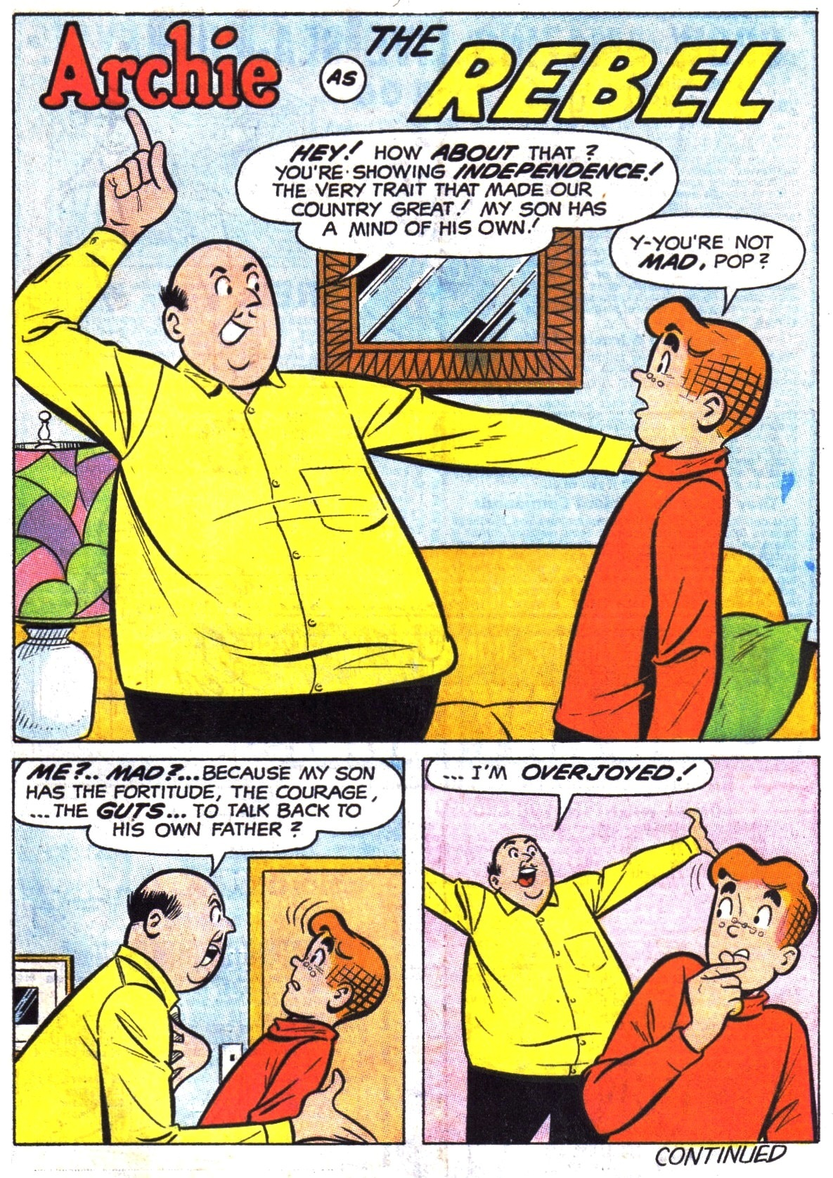 Read online Archie (1960) comic -  Issue #190 - 27