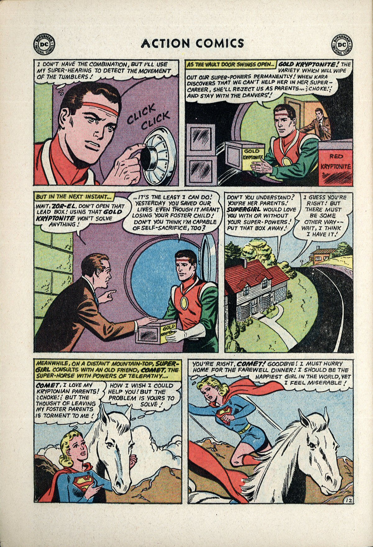 Read online Action Comics (1938) comic -  Issue #310 - 30