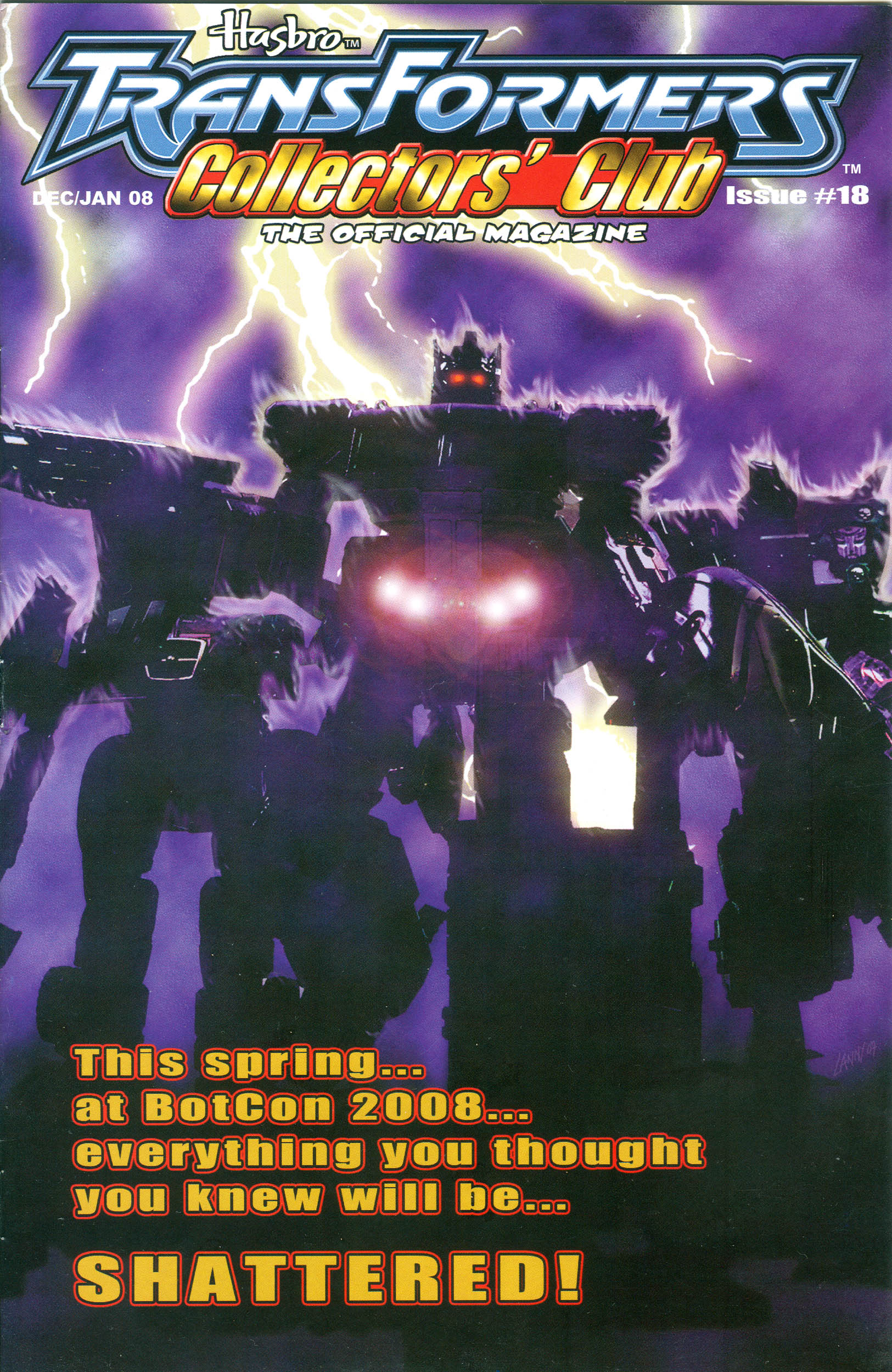 Read online Transformers: Collectors' Club comic -  Issue #18 - 1