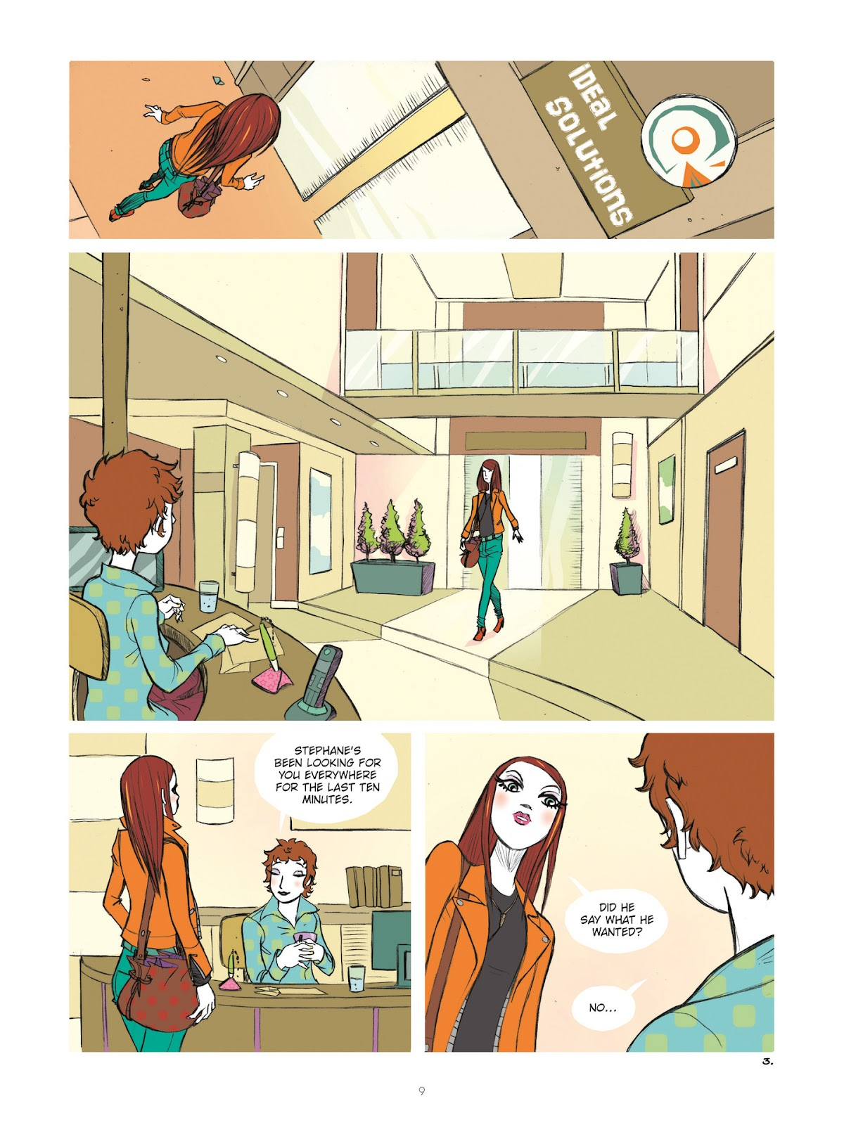 Read online Diary of A Femen comic -  Issue # TPB - 11