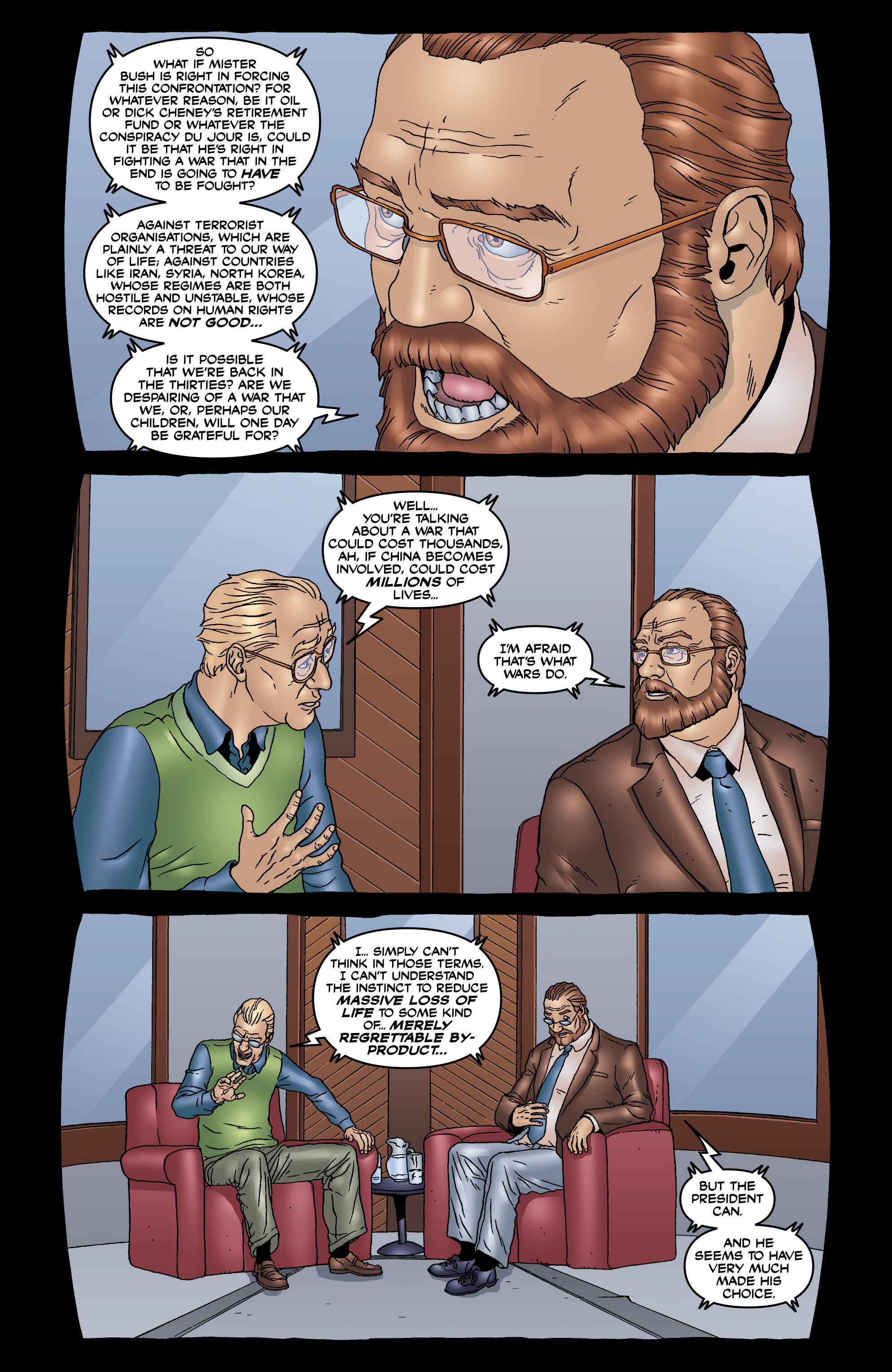 Read online 303 comic -  Issue #6 - 9