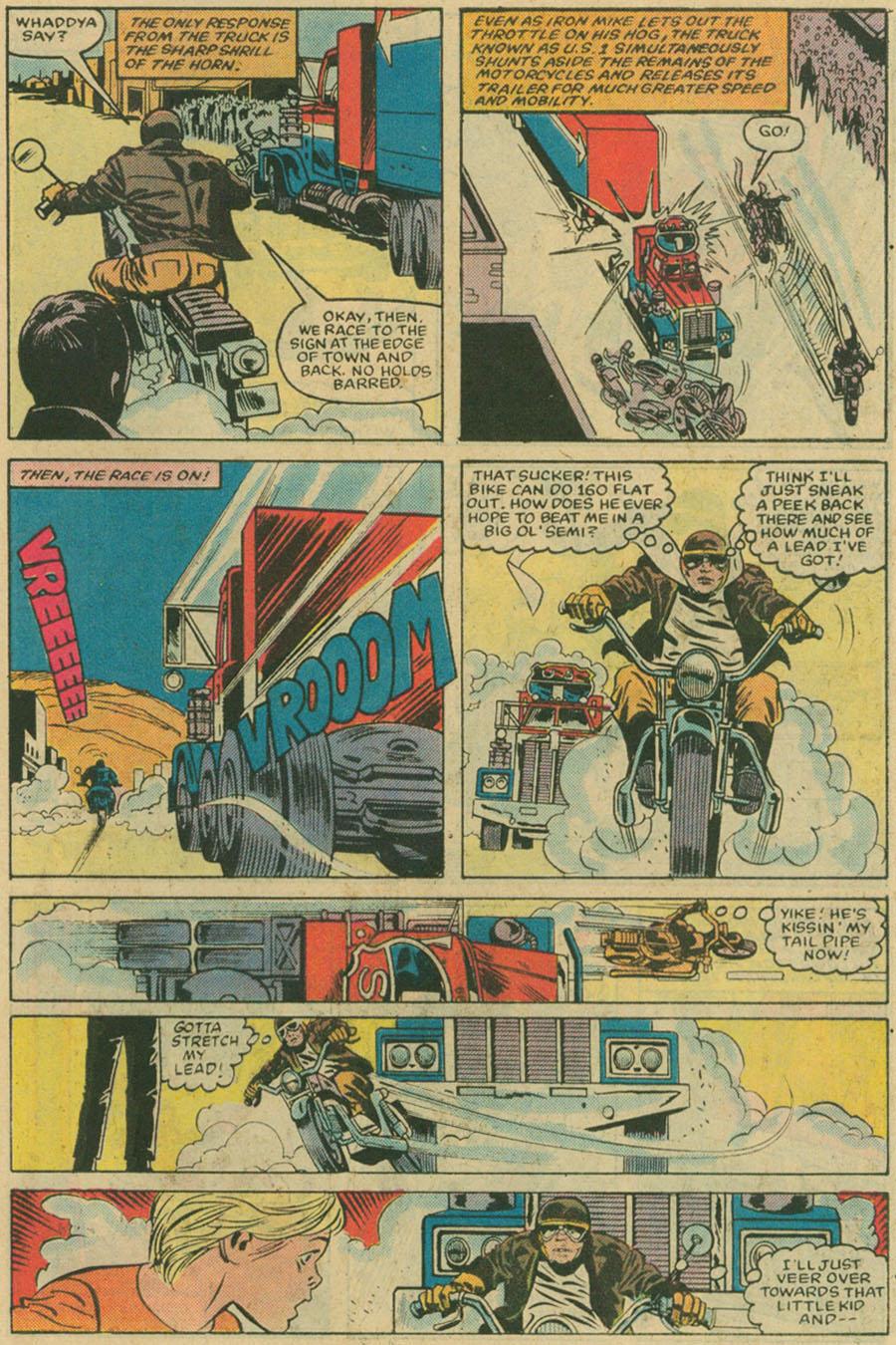 Read online U.S. 1 comic -  Issue #6 - 20