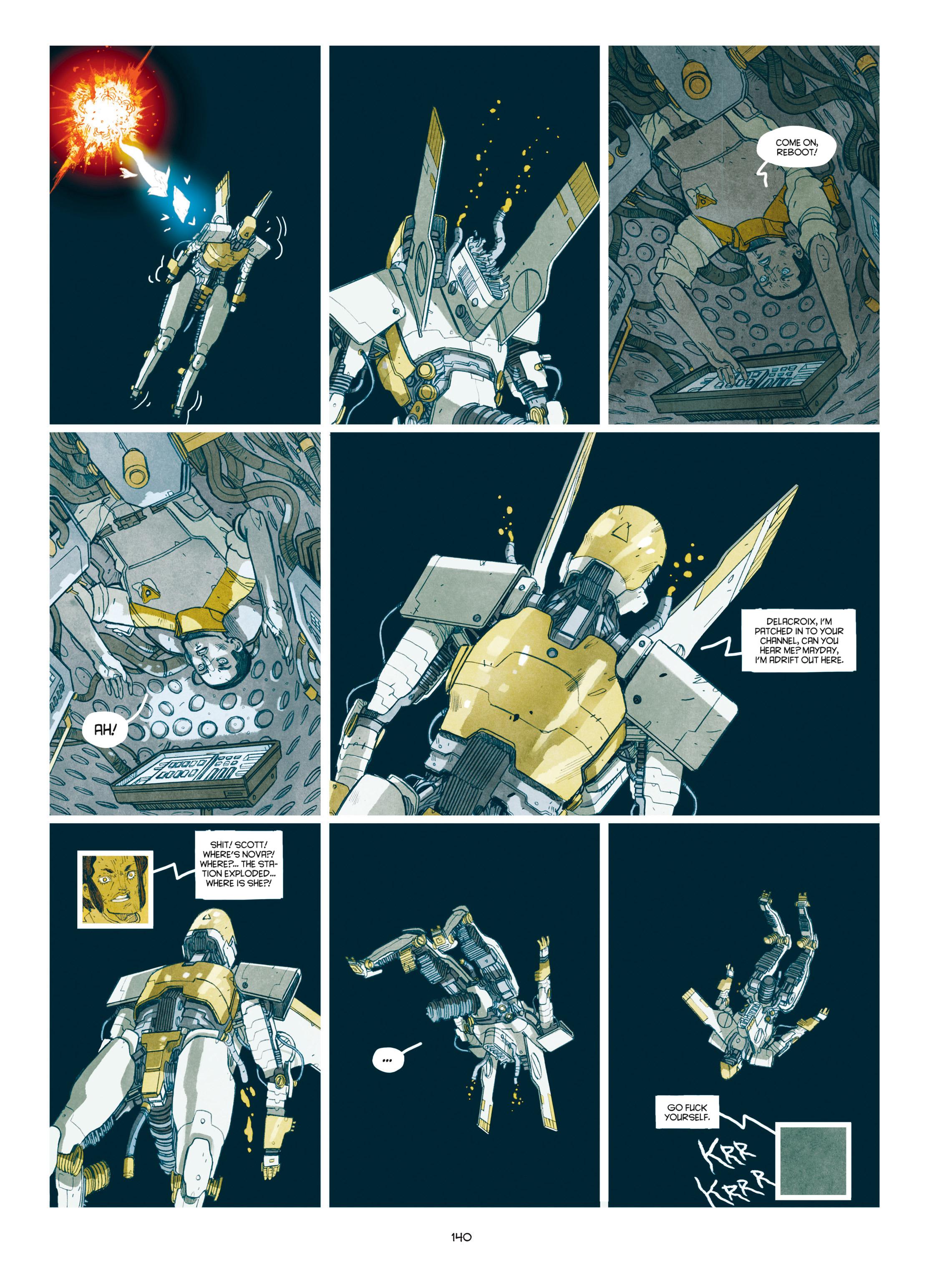 Read online Shangri-La comic -  Issue # Full - 141