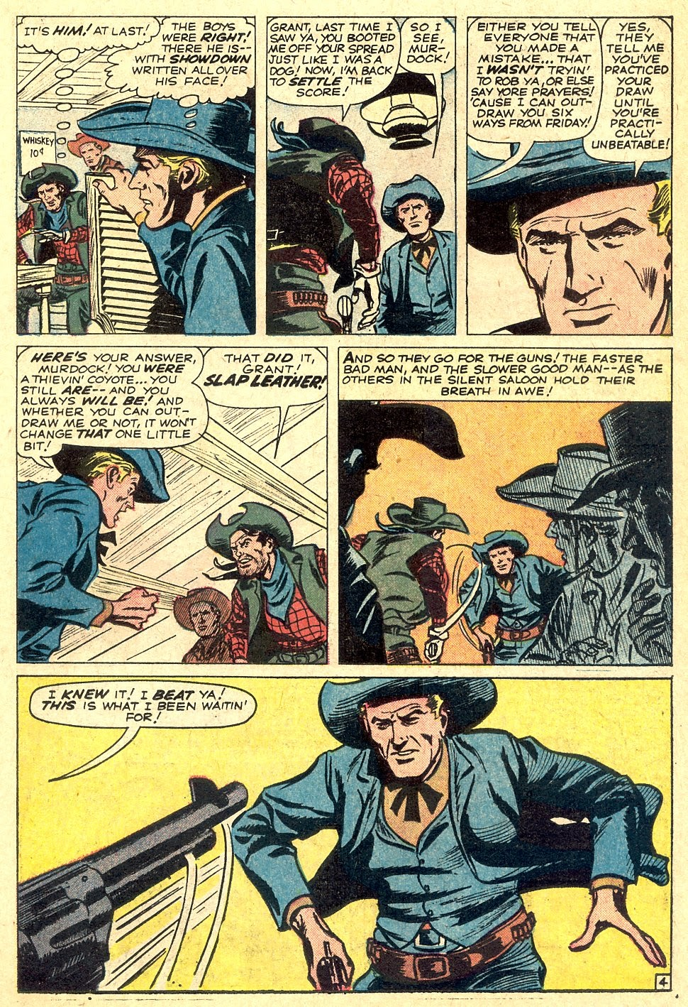 Kid Colt Outlaw issue 110 - Page 23