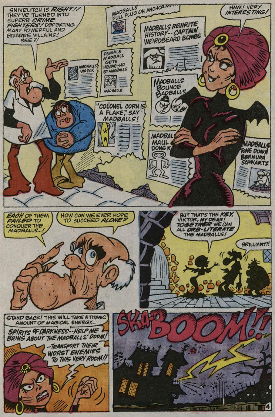 Madballs issue 9 - Page 6
