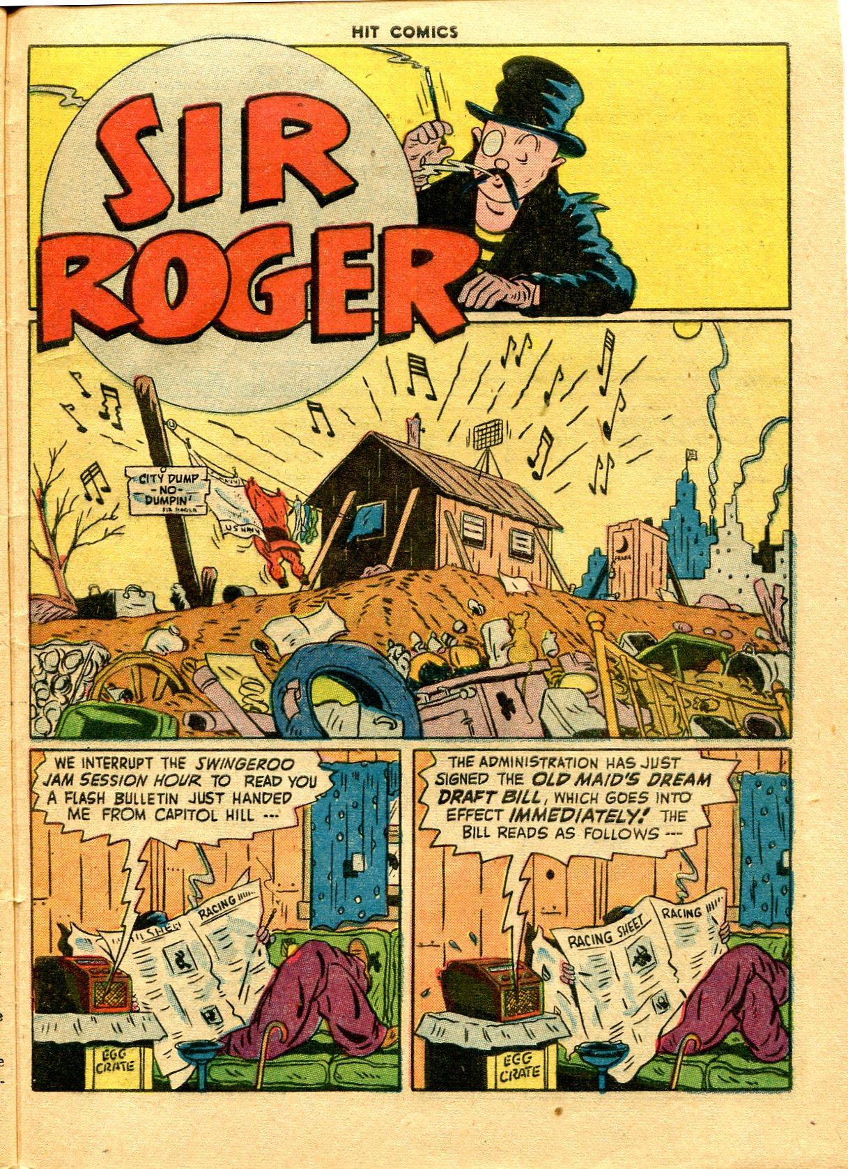 Read online Hit Comics comic -  Issue #48 - 39