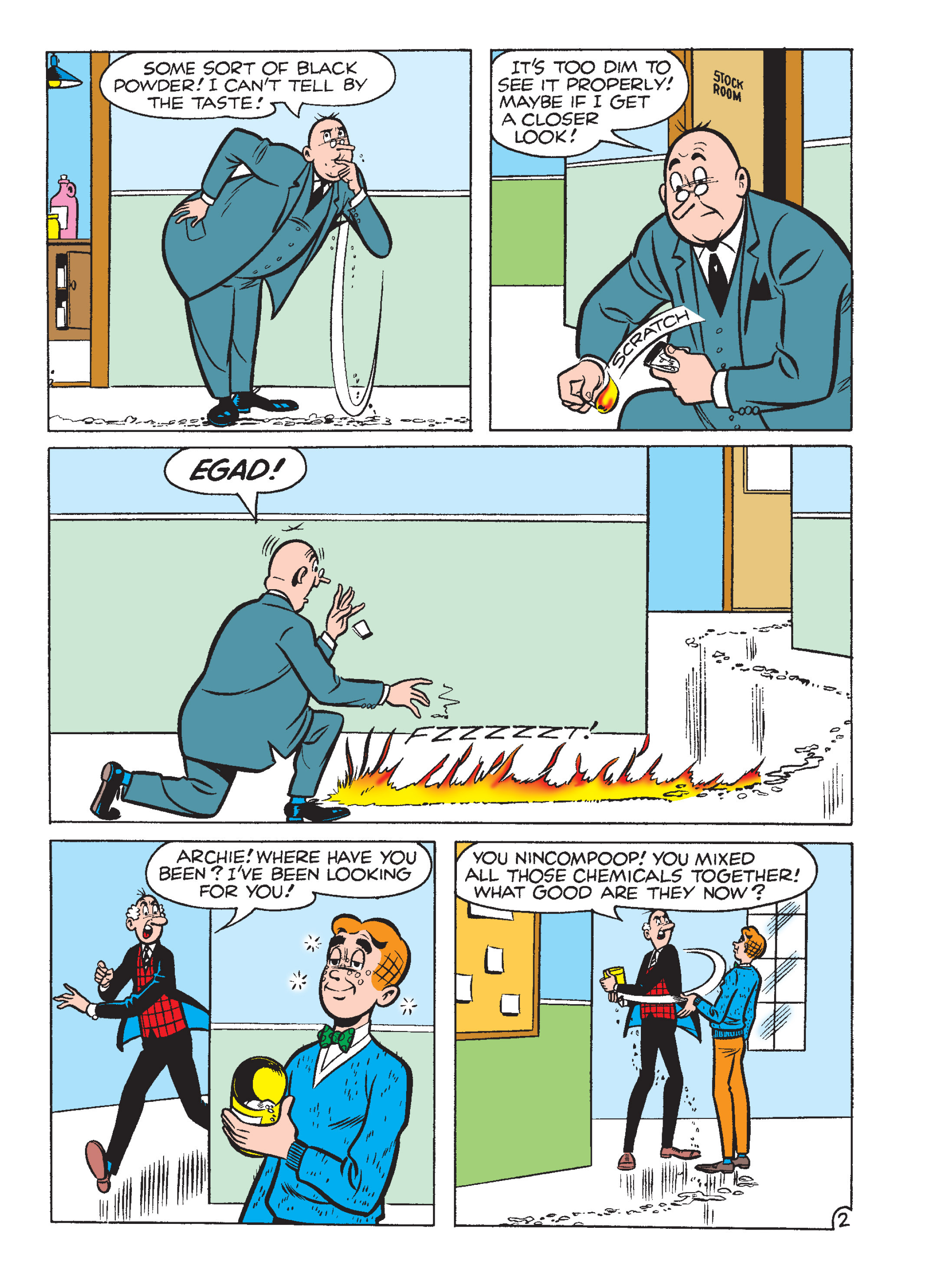 Read online Archie 1000 Page Comics Blowout! comic -  Issue # TPB (Part 1) - 164