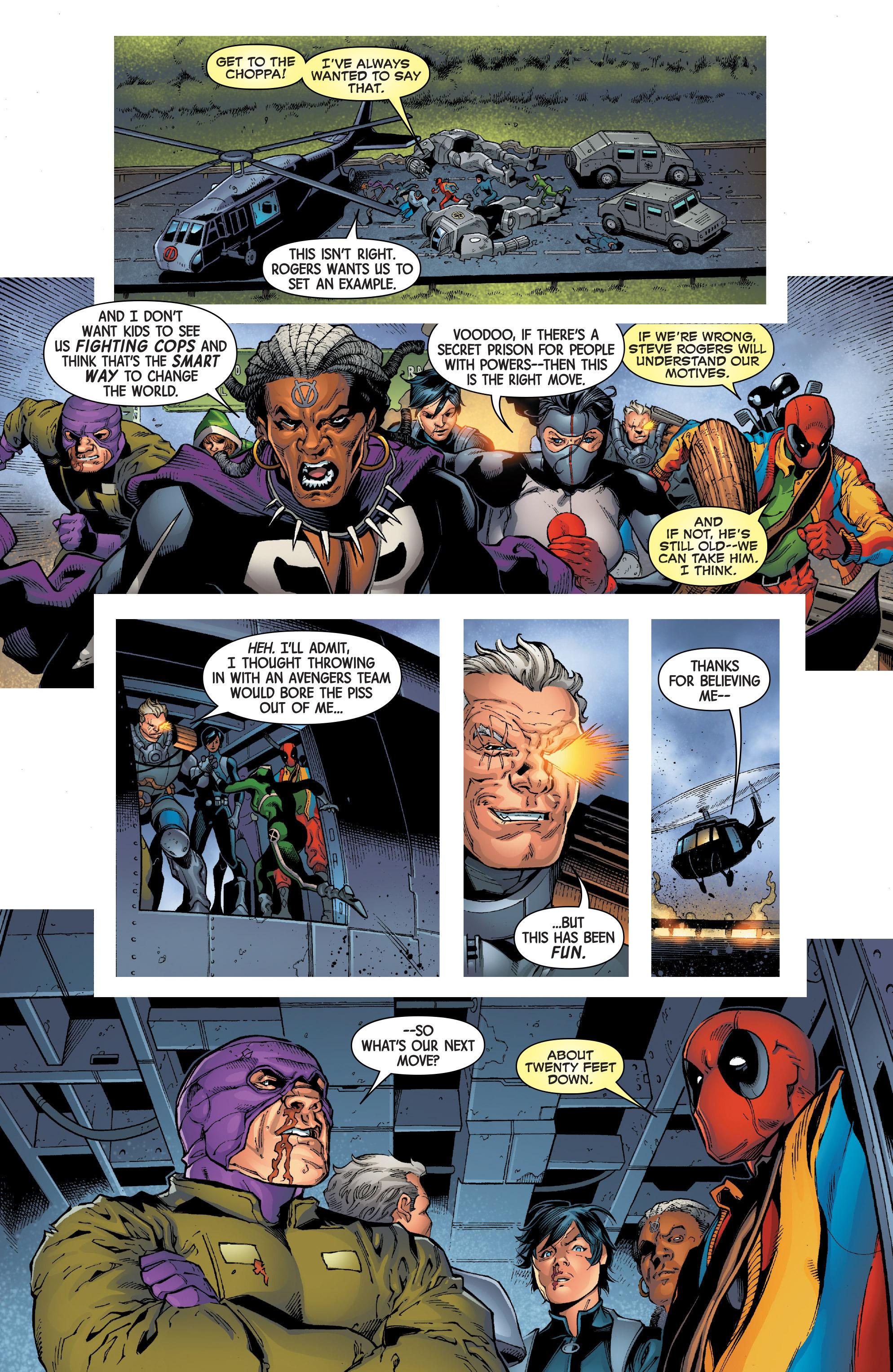 Read online Uncanny Avengers [II] comic -  Issue #7 - 18