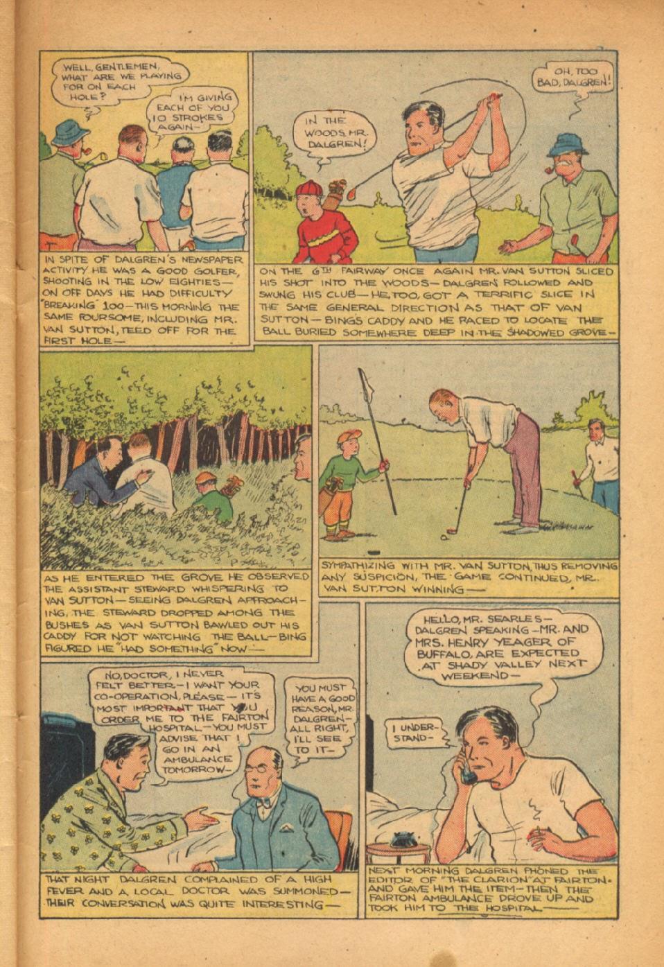 Read online Super-Magician Comics comic -  Issue #54 - 40