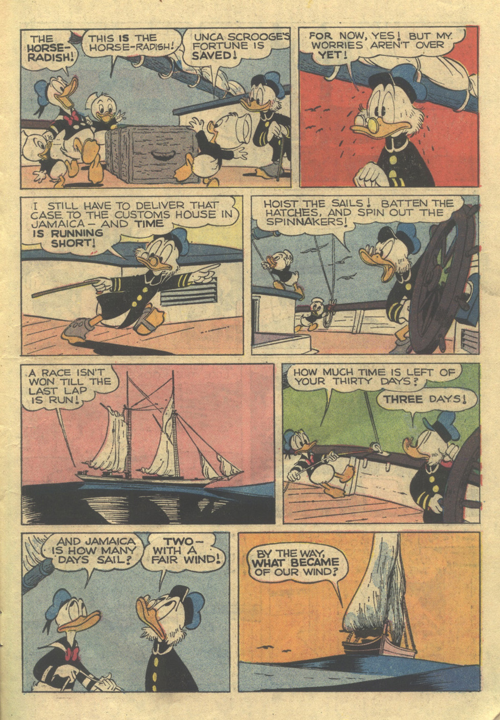 Read online Uncle Scrooge (1953) comic -  Issue #105 - 15