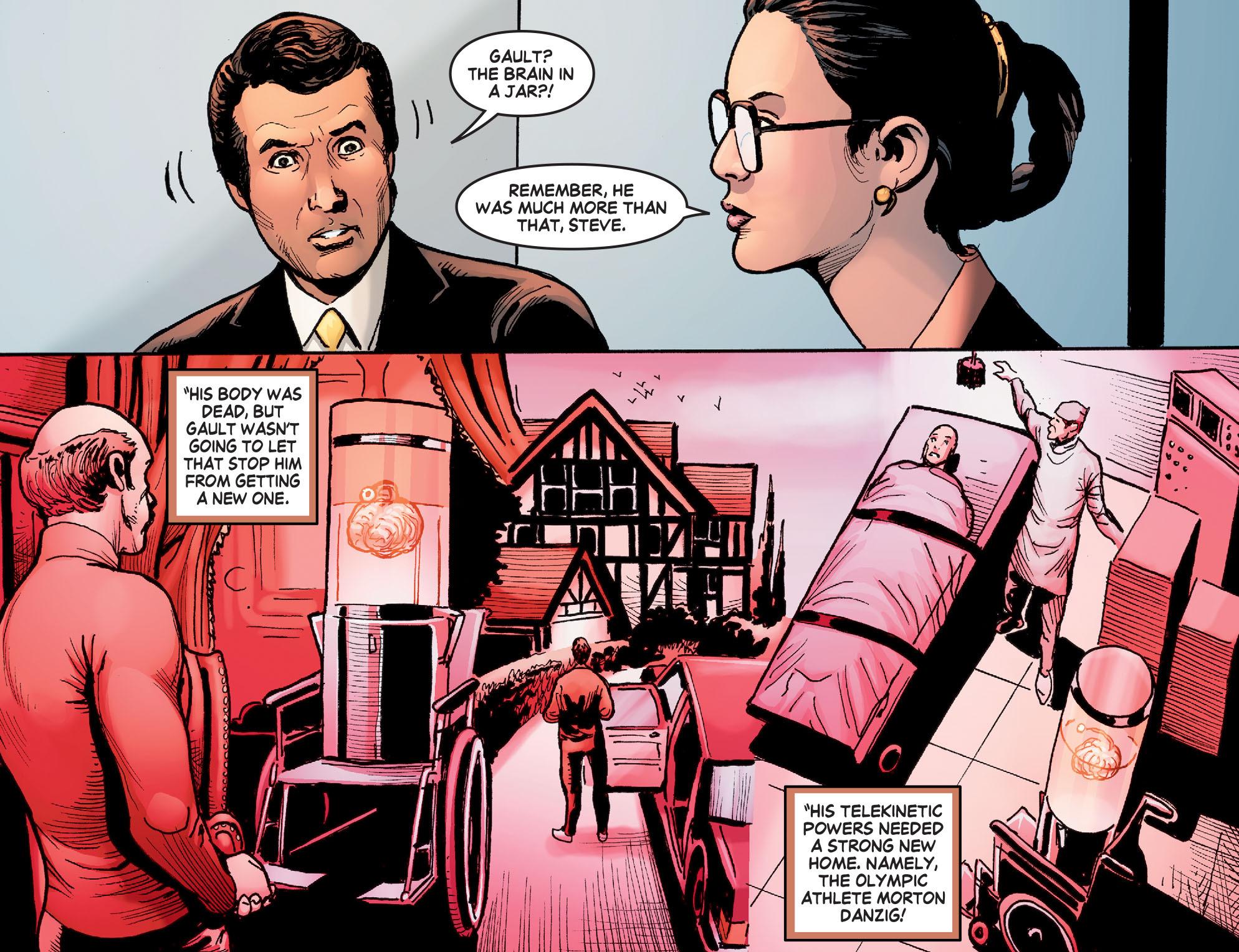 Read online Wonder Woman '77 [I] comic -  Issue #21 - 7