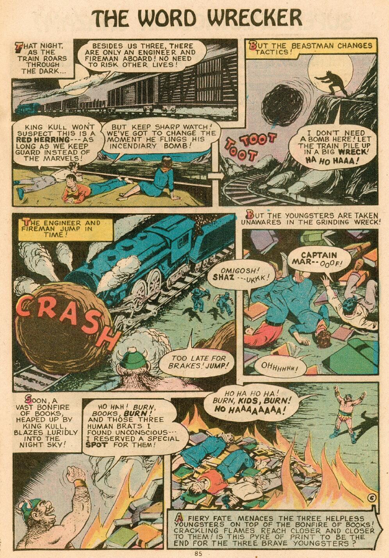 Read online Shazam! (1973) comic -  Issue #14 - 73