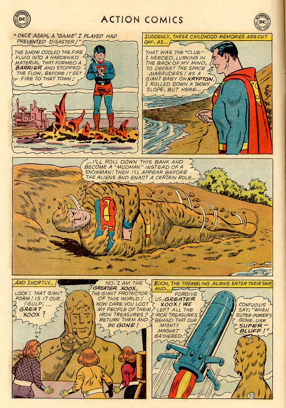 Read online Action Comics (1938) comic -  Issue #325 - 14