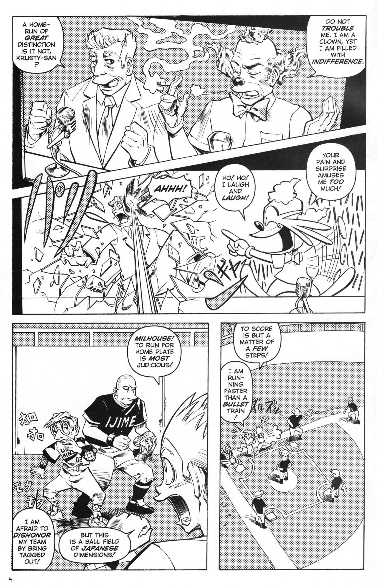 Read online Simpsons Comics comic -  Issue #131 - 5