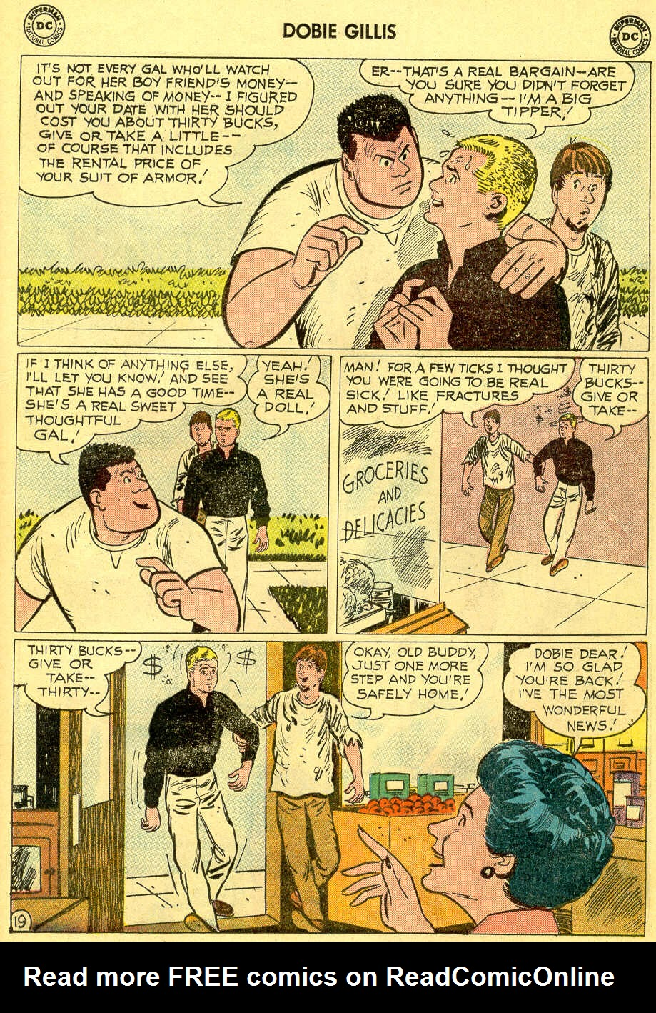 Many Loves of Dobie Gillis issue 4 - Page 25