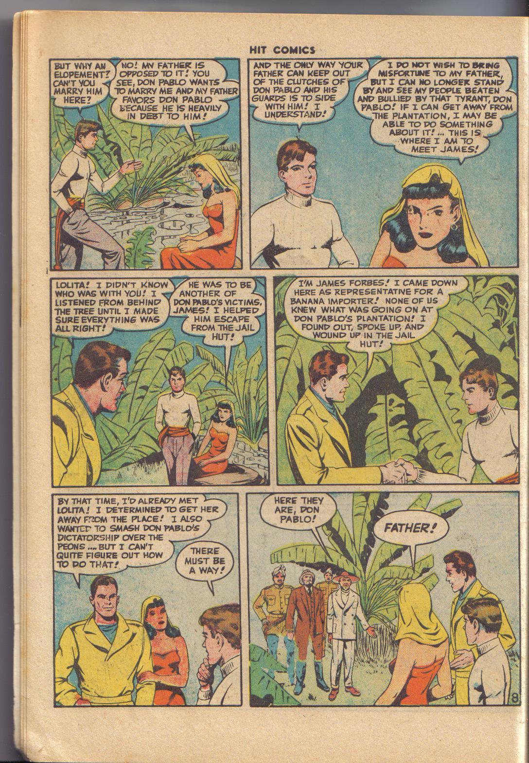 Read online Hit Comics comic -  Issue #45 - 10