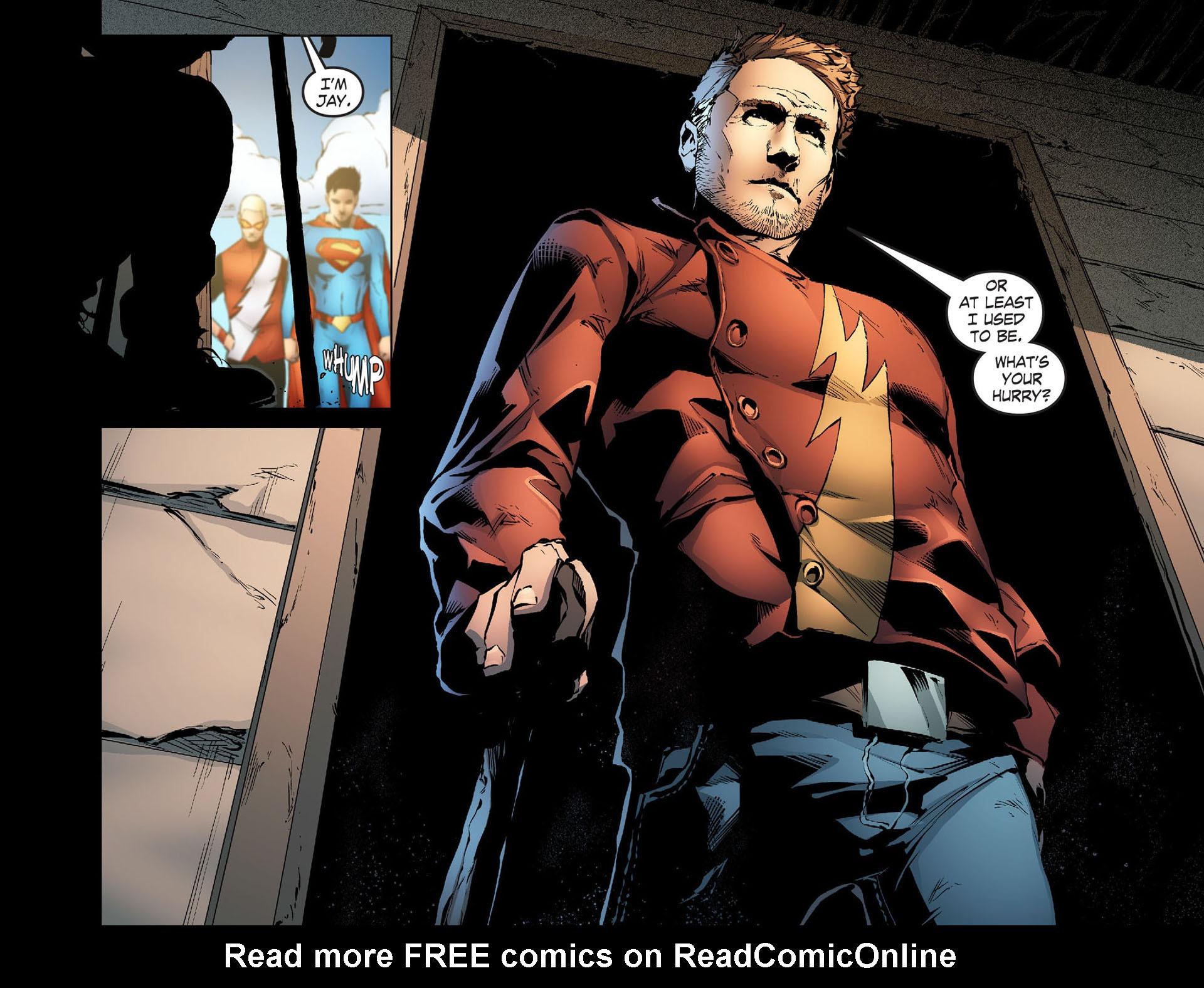 Read online Smallville: Season 11 comic -  Issue #33 - 8