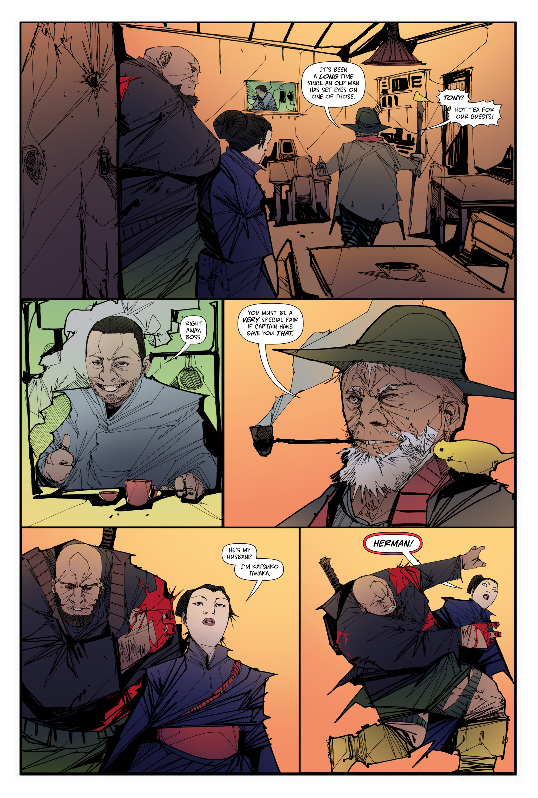 Read online Scrimshaw comic -  Issue #3 - 22