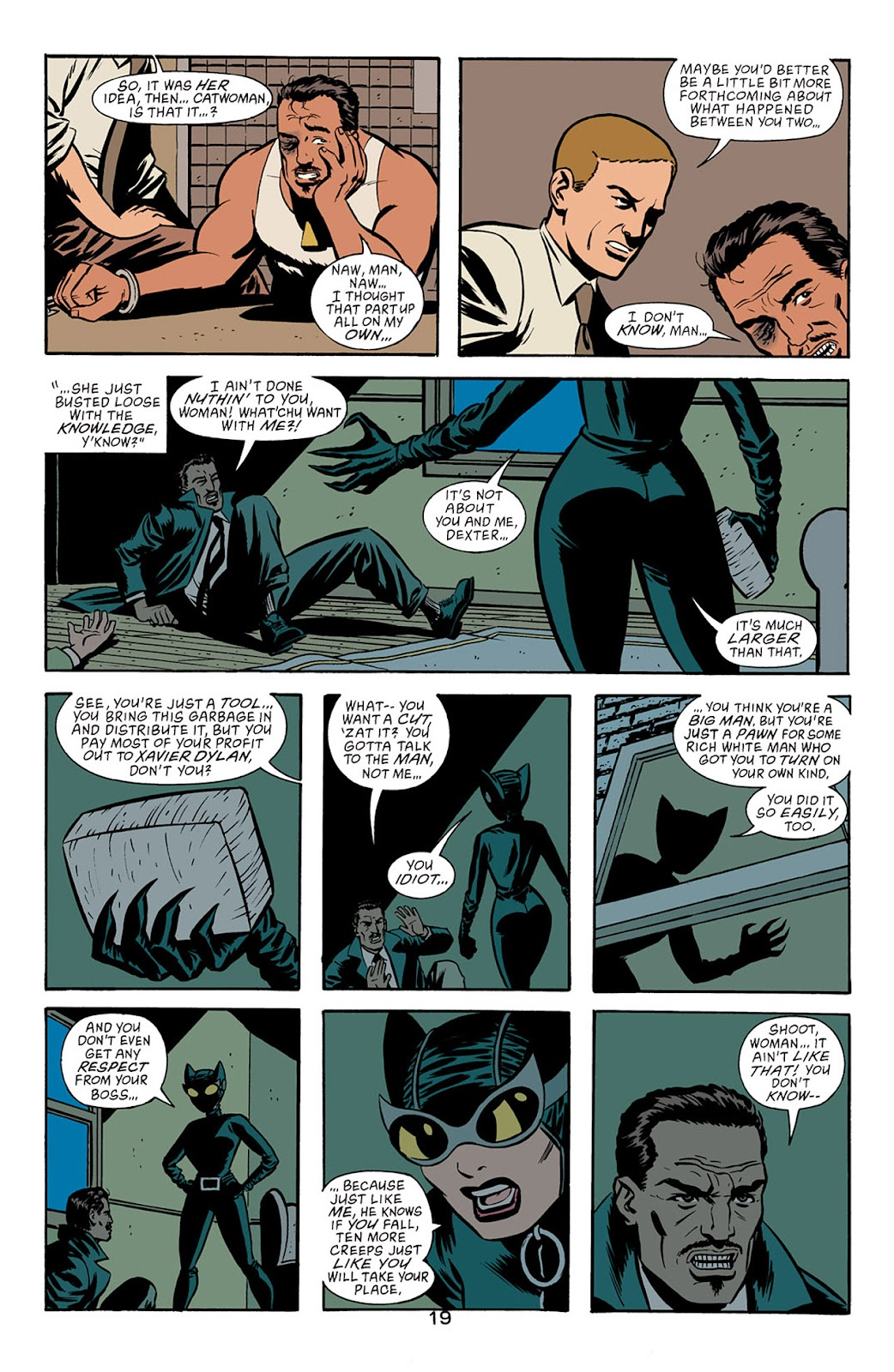 Catwoman (2002) Issue #5 #5 - English 20