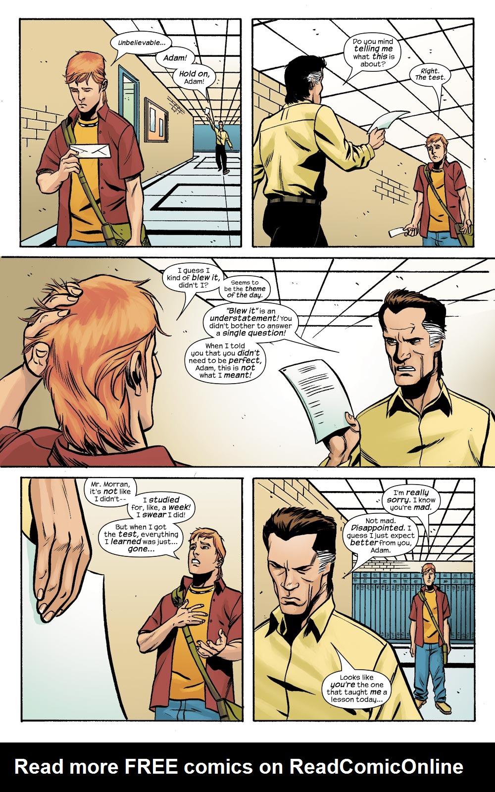 Read online Machine Teen comic -  Issue #2 - 13