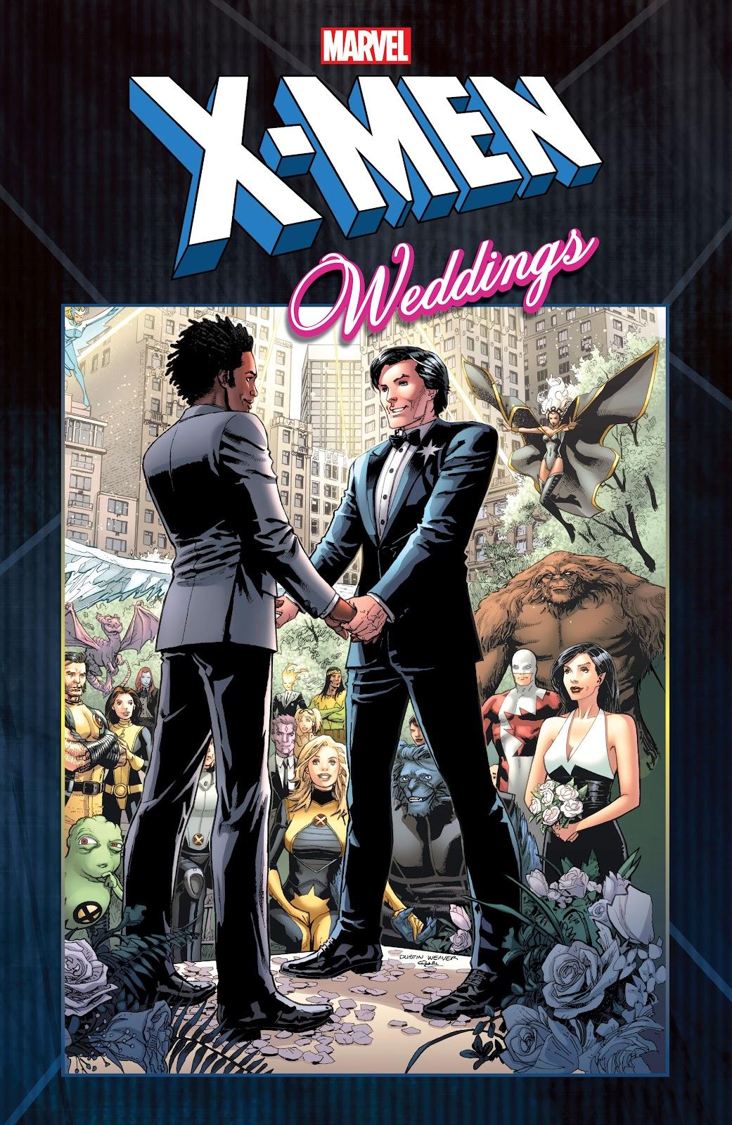 X-Men Weddings TPB Page 1