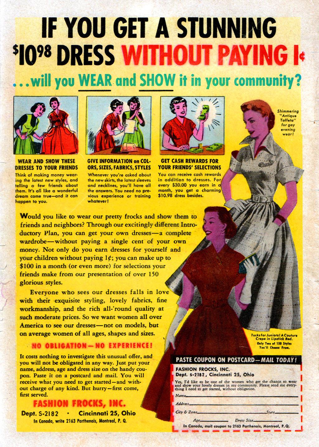 Read online Wonder Woman (1942) comic -  Issue #72 - 36