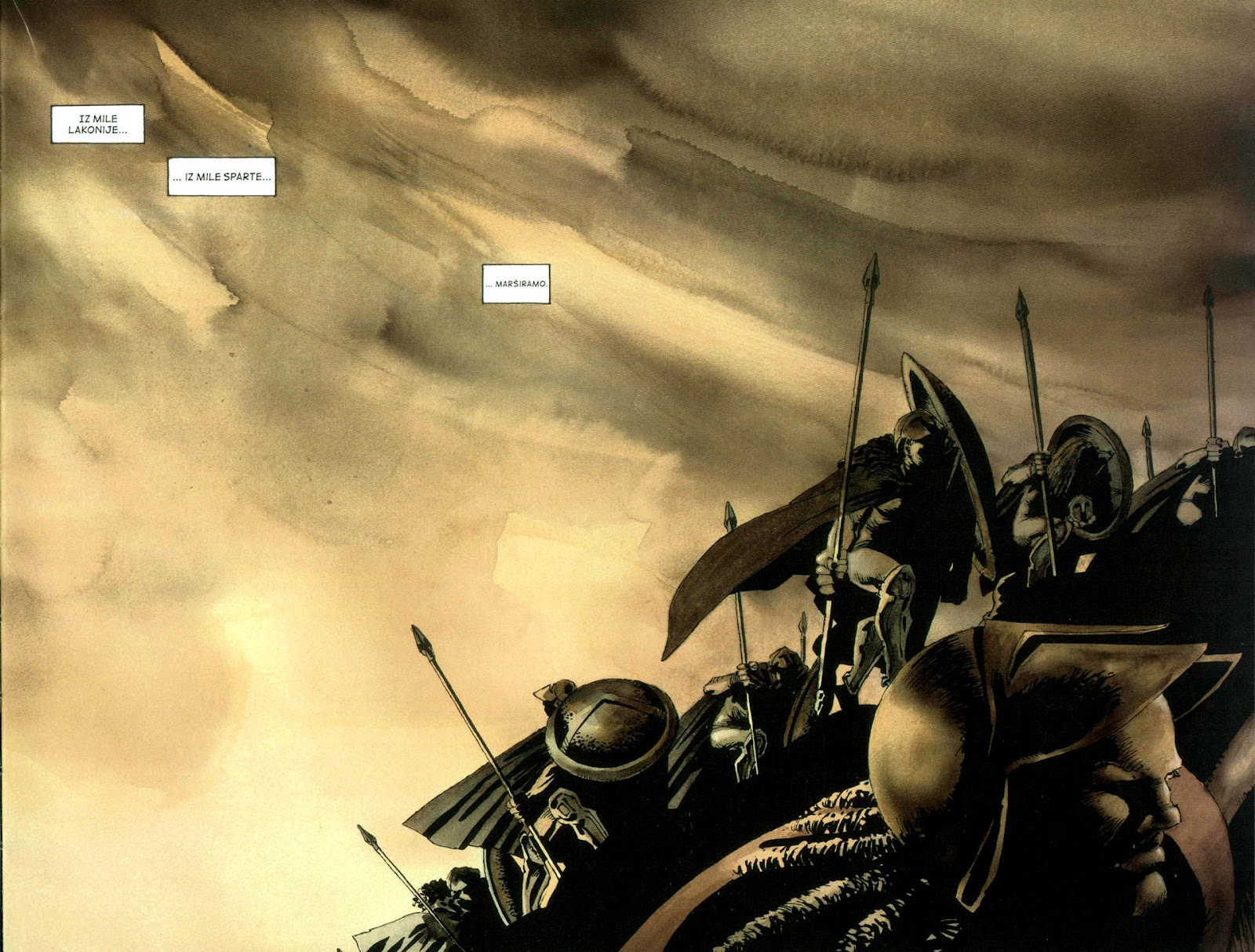 Read online 300 (2007) comic -  Issue # TPB - 8