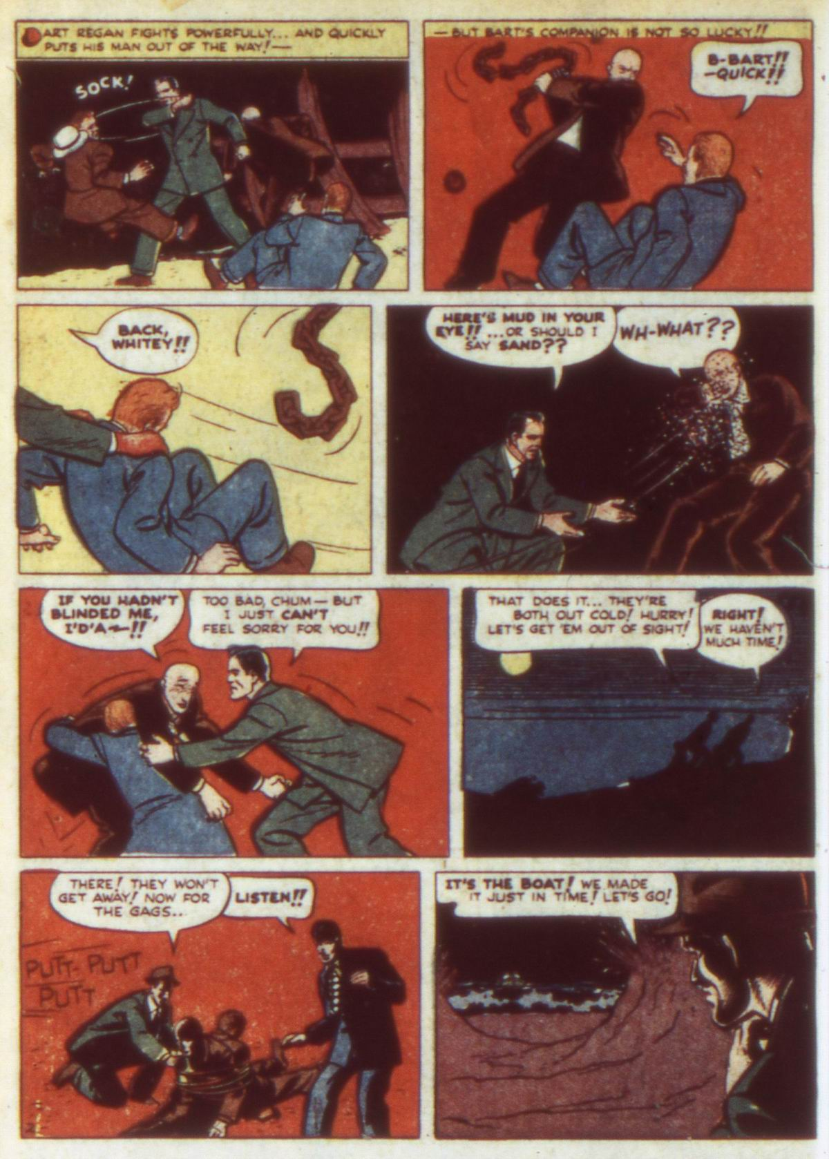 Read online Detective Comics (1937) comic -  Issue #60 - 18