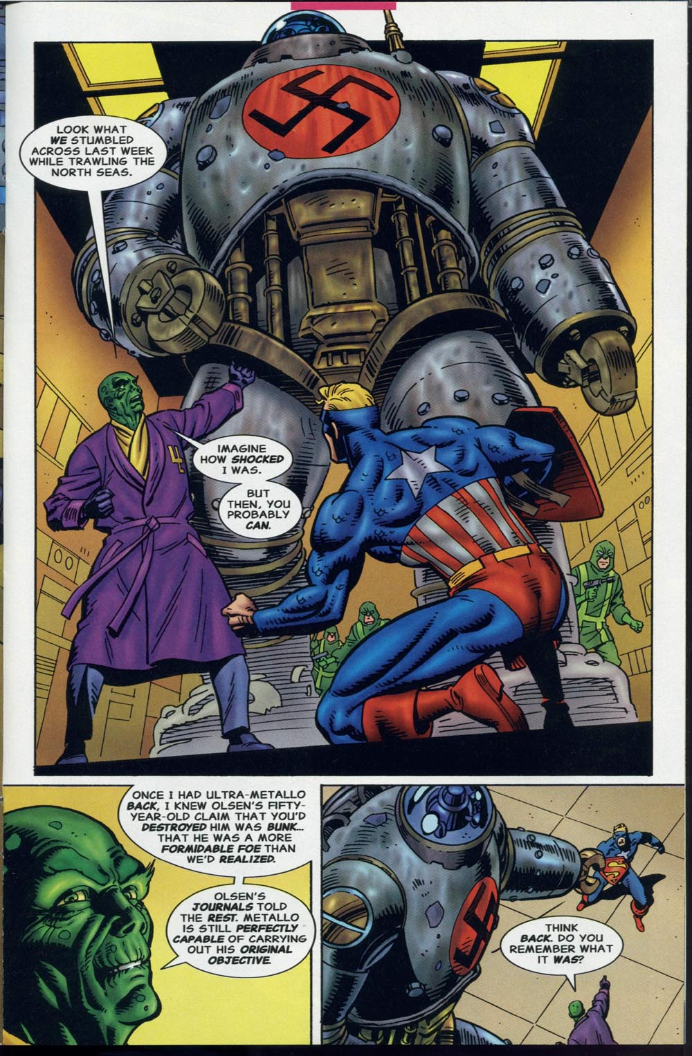 Read online Super Soldier comic -  Issue # Full - 12