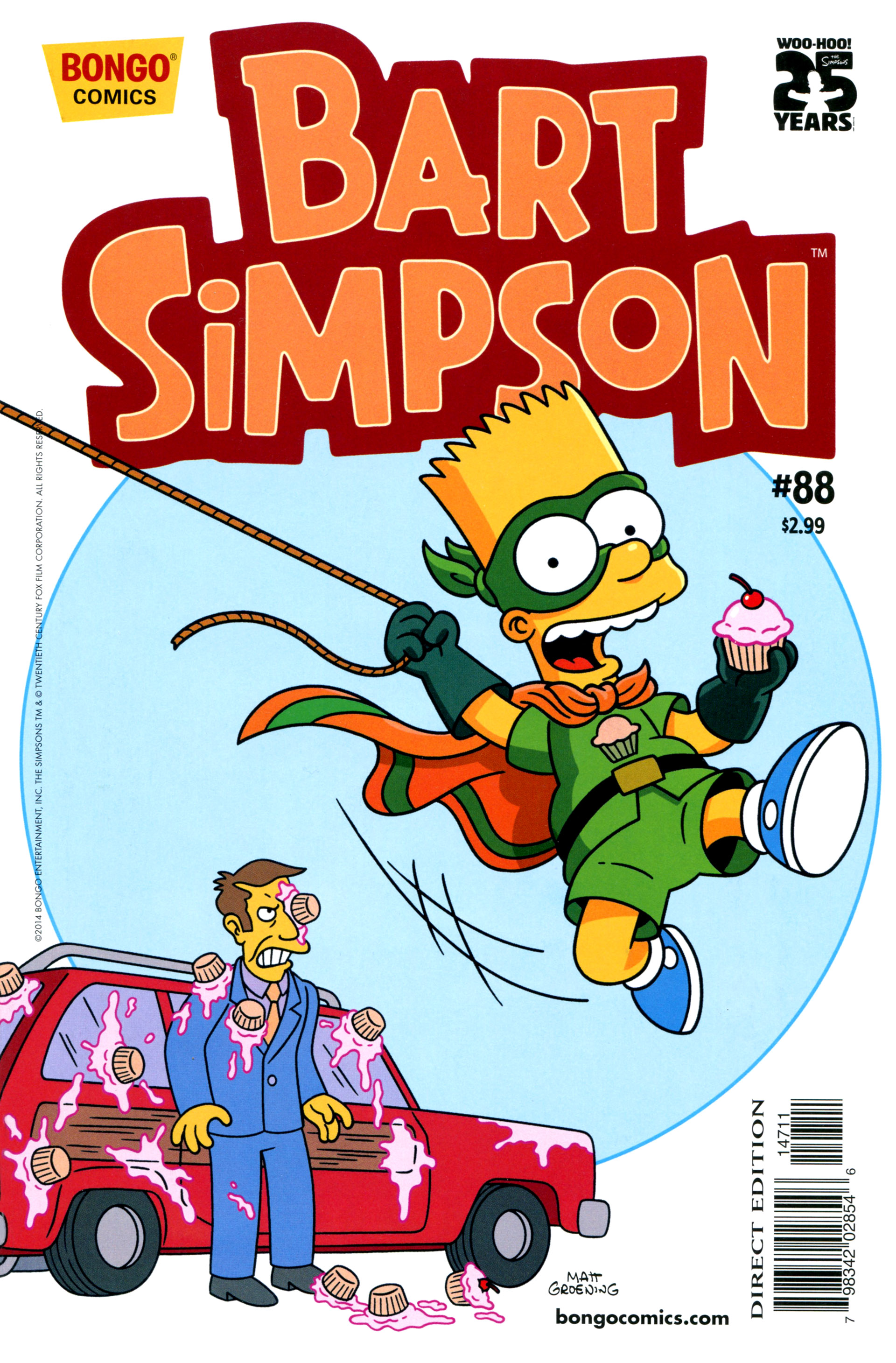 Read online Simpsons Comics Presents Bart Simpson comic -  Issue #88 - 1