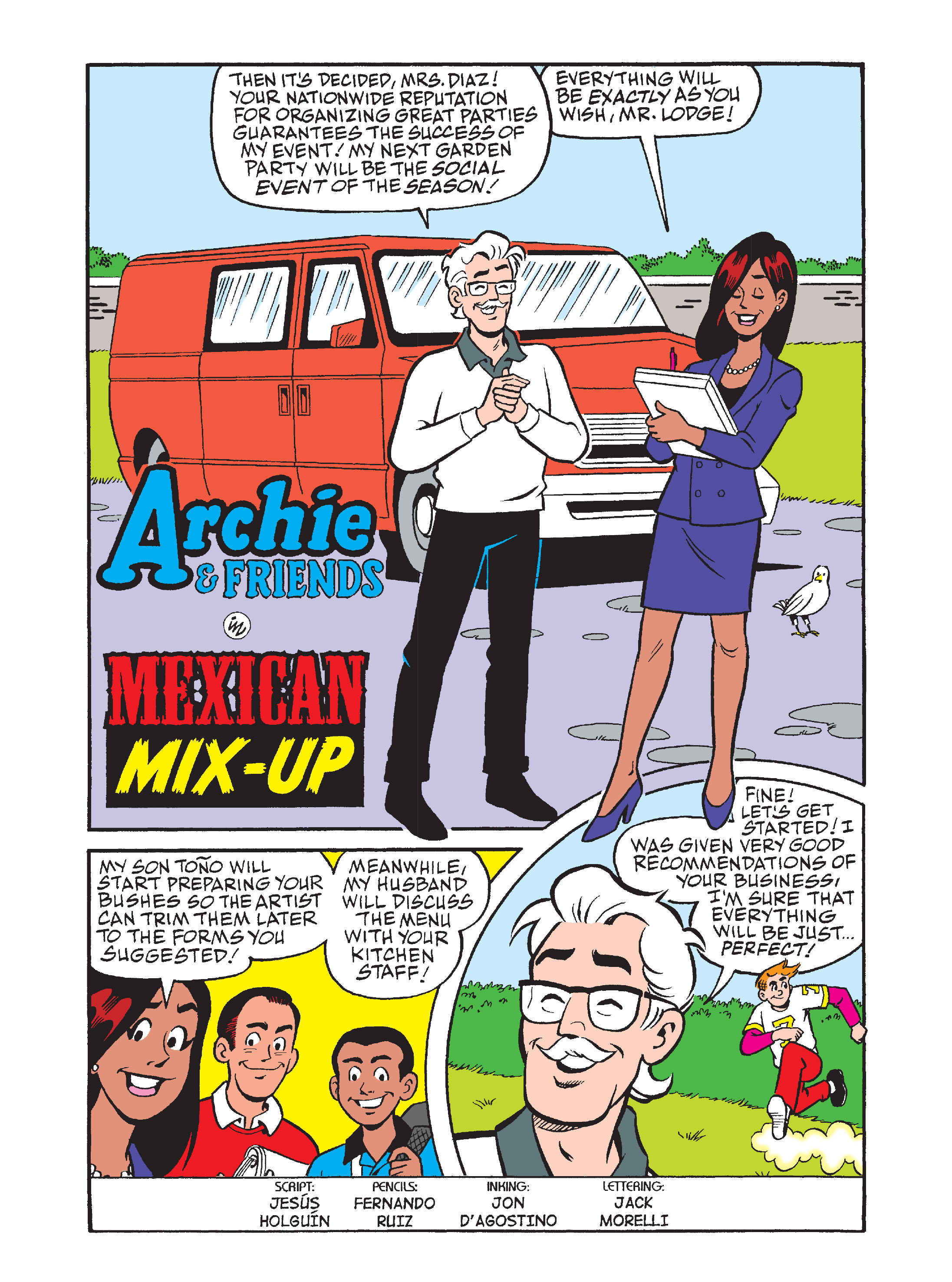 Read online Archie's Funhouse Double Digest comic -  Issue #7 - 80