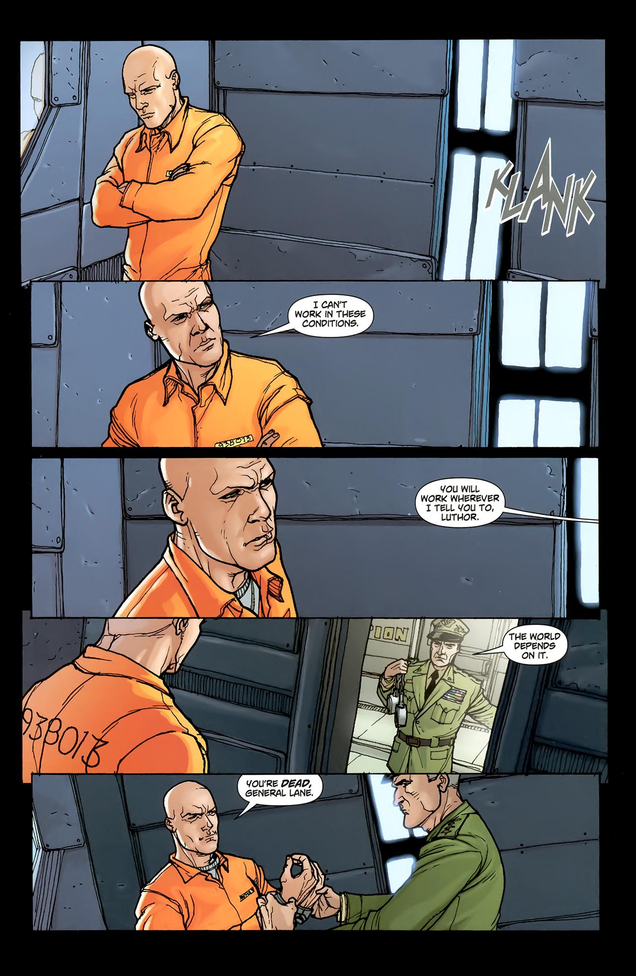 Action Comics (1938) 871 Page 5
