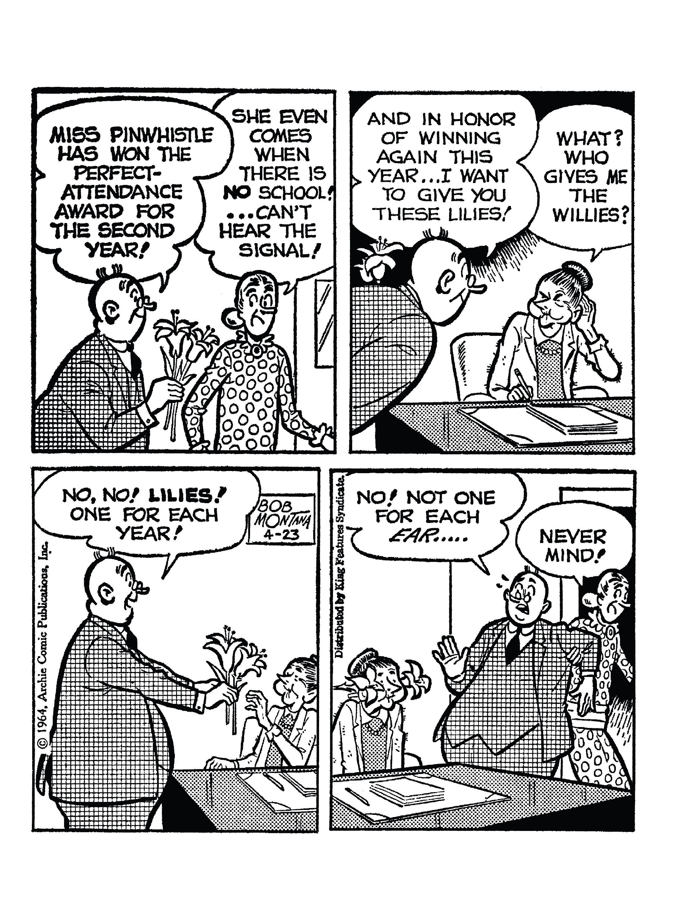 Read online Archie 1000 Page Comics Blowout! comic -  Issue # TPB (Part 3) - 29