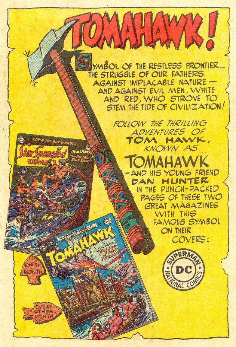 Read online Sensation (Mystery) Comics comic -  Issue #105 - 39
