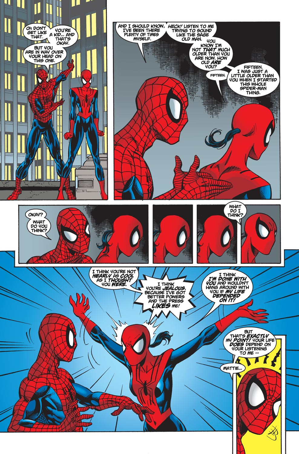The Amazing Spider-Man (1999) 5 Page 17