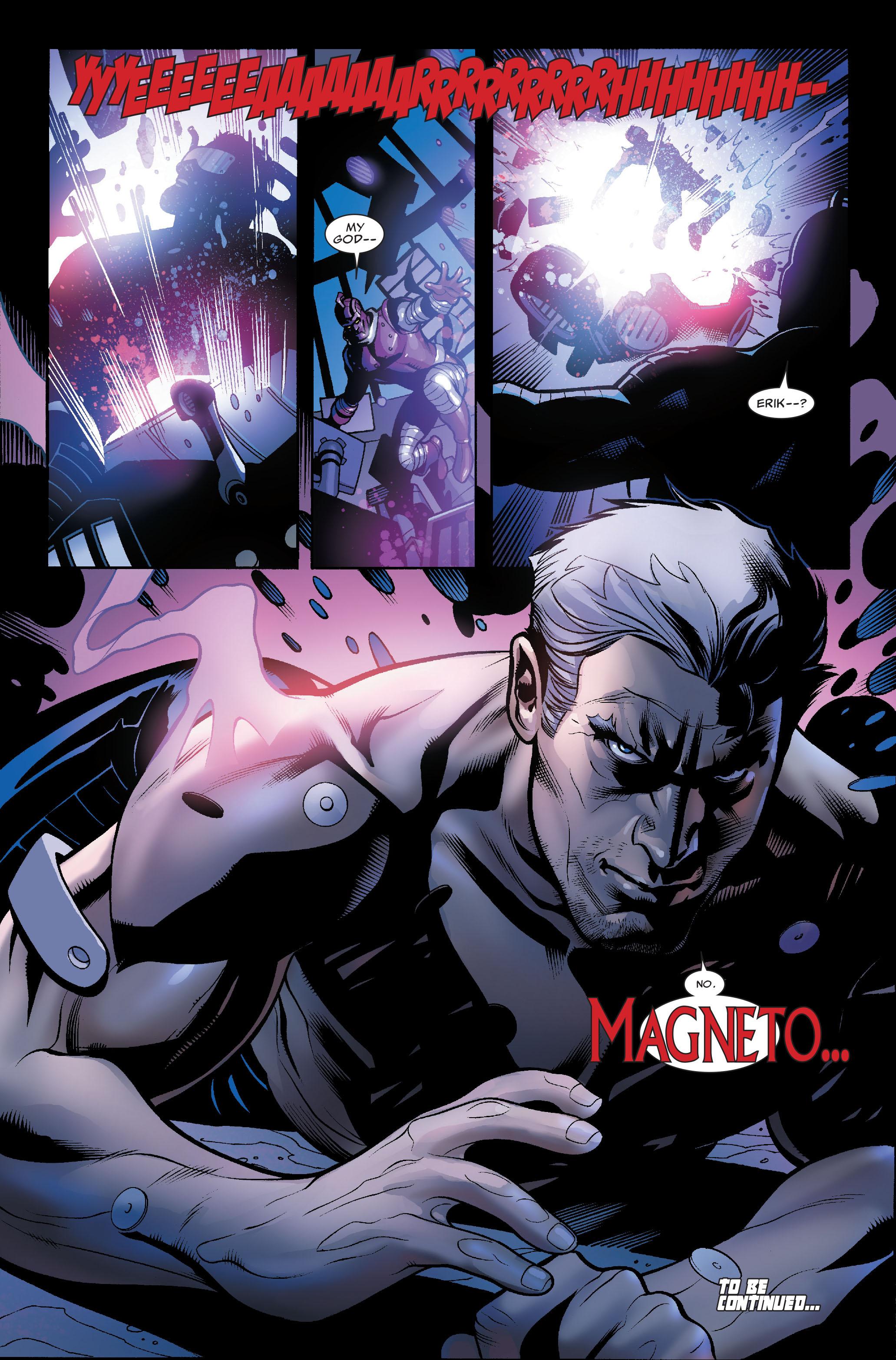 Read online Uncanny X-Men (1963) comic -  Issue #507 - 26