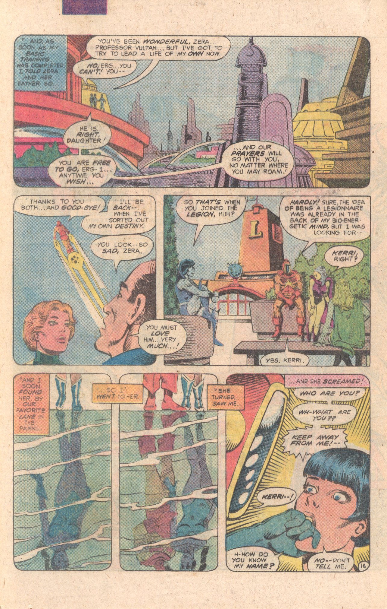 Legion of Super-Heroes (1980) 283 Page 17