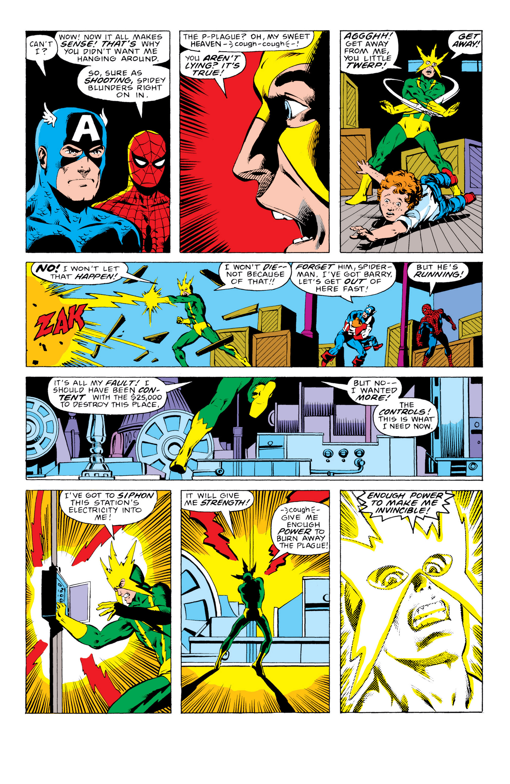 The Amazing Spider-Man (1963) 187 Page 16