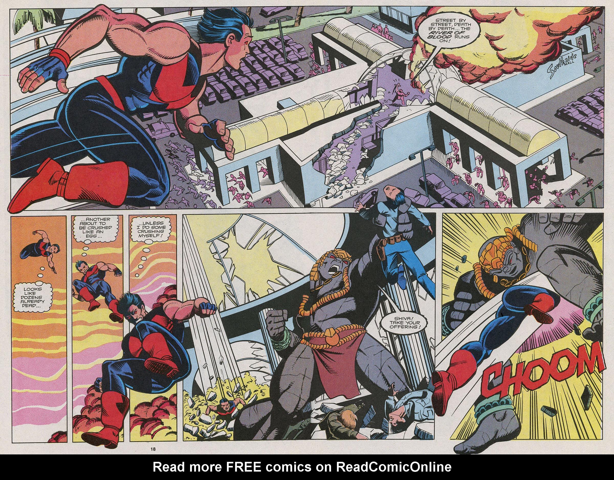 Read online Wonder Man (1991) comic -  Issue #11 - 13