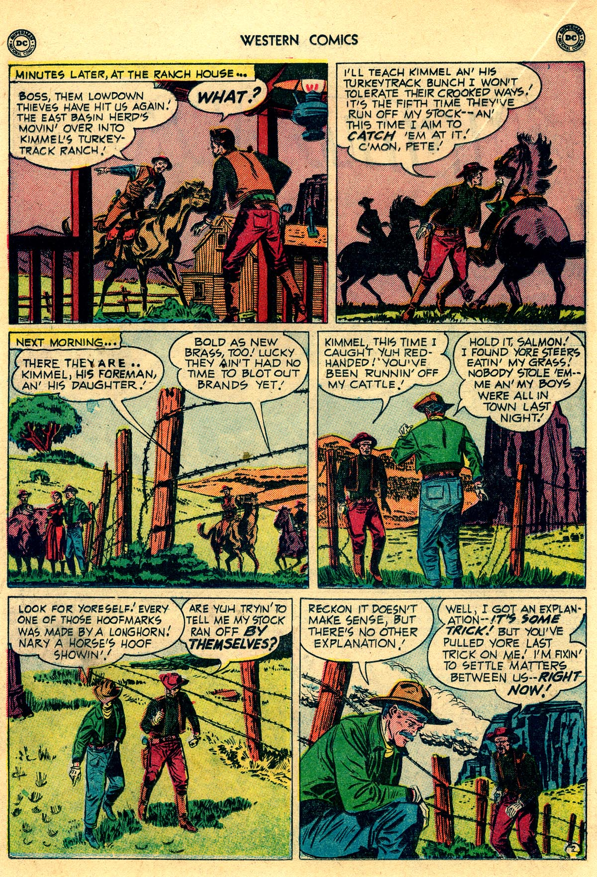 Western Comics issue 19 - Page 26